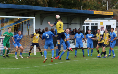 Town Clinch 3 Points In Front Of Bumper Crowd