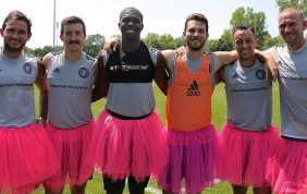 Lancing FC to offer free ballet sessions to all players and fans