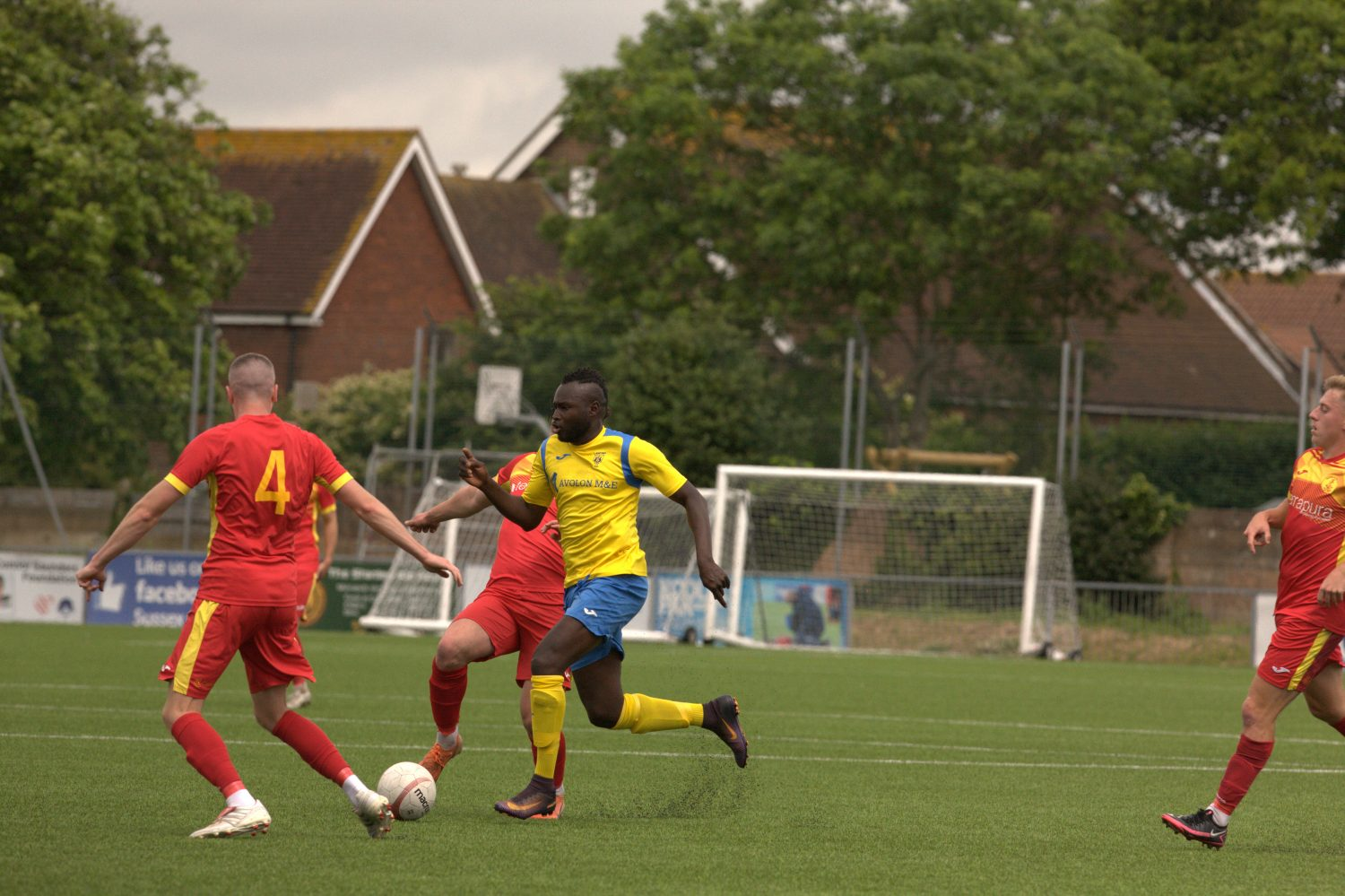 Gallery: Lancing 2-1 Newhaven