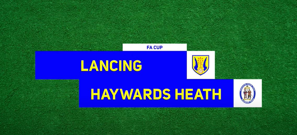 Highlights: Lancing 0 Haywards Heath 4
