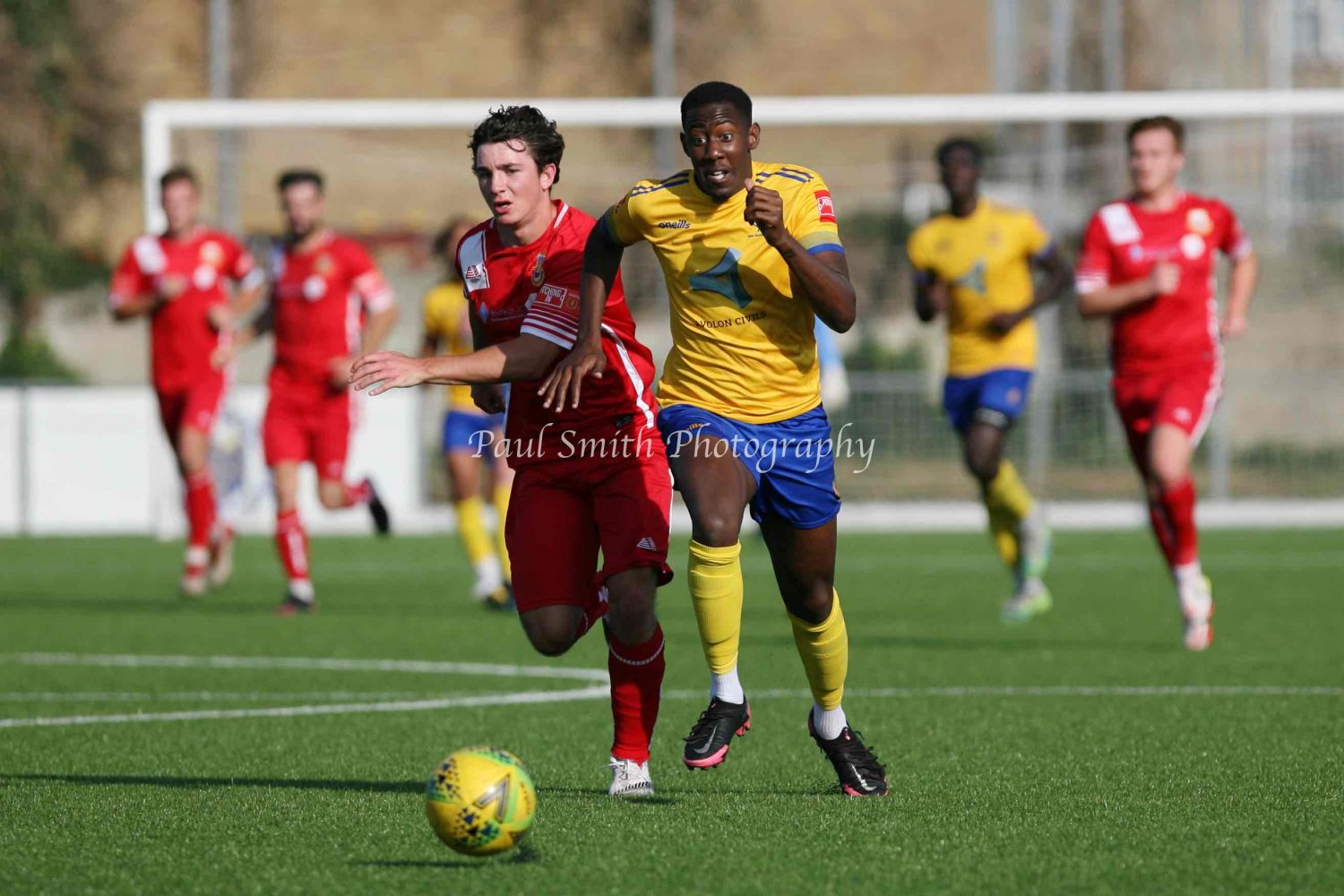 Gallery: Lancing 1 v Whitstable Town 0