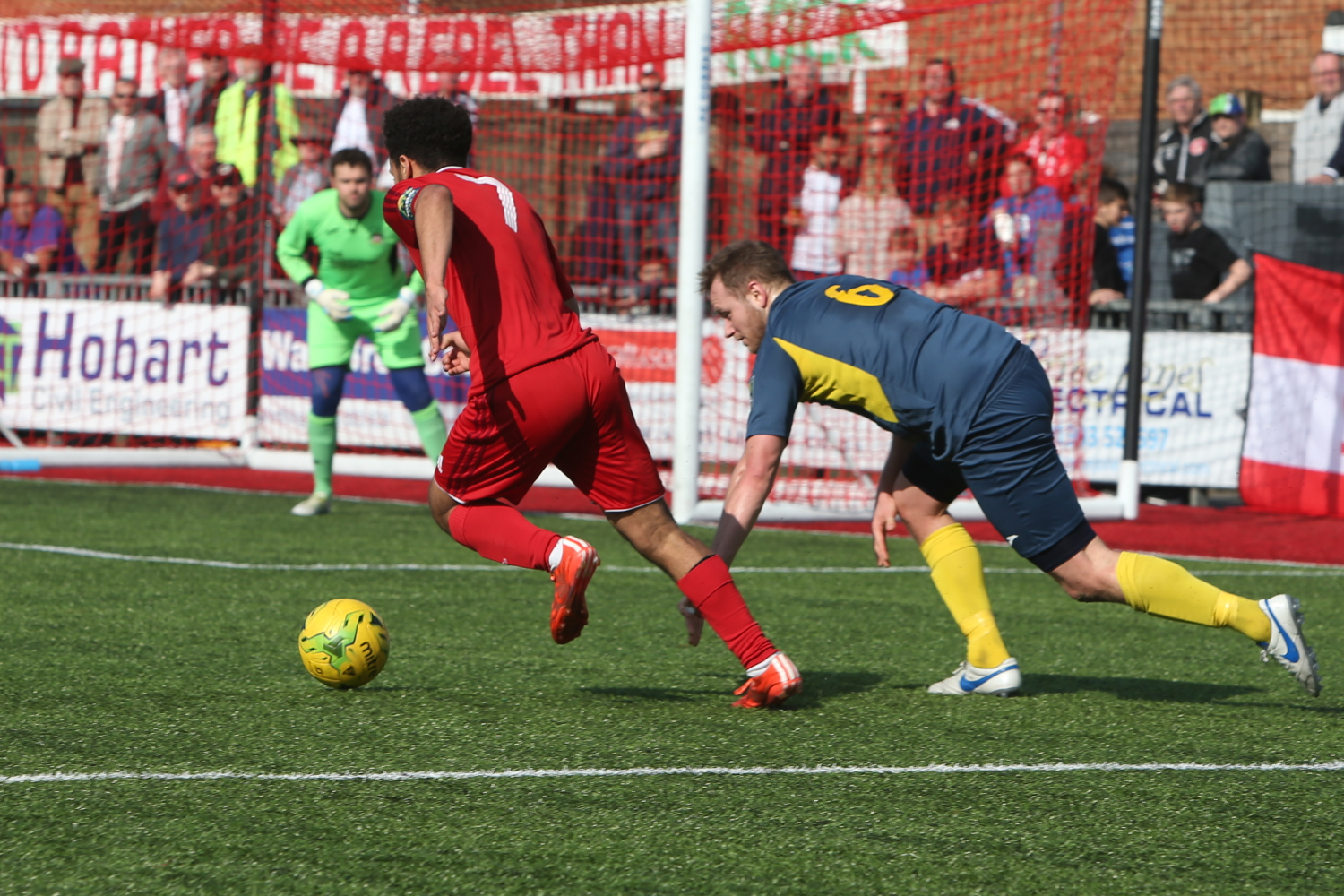 Read the full article - Highlights: Worthing 1-0 Needham Market