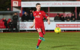 It's a very exciting time at Worthing – Budd