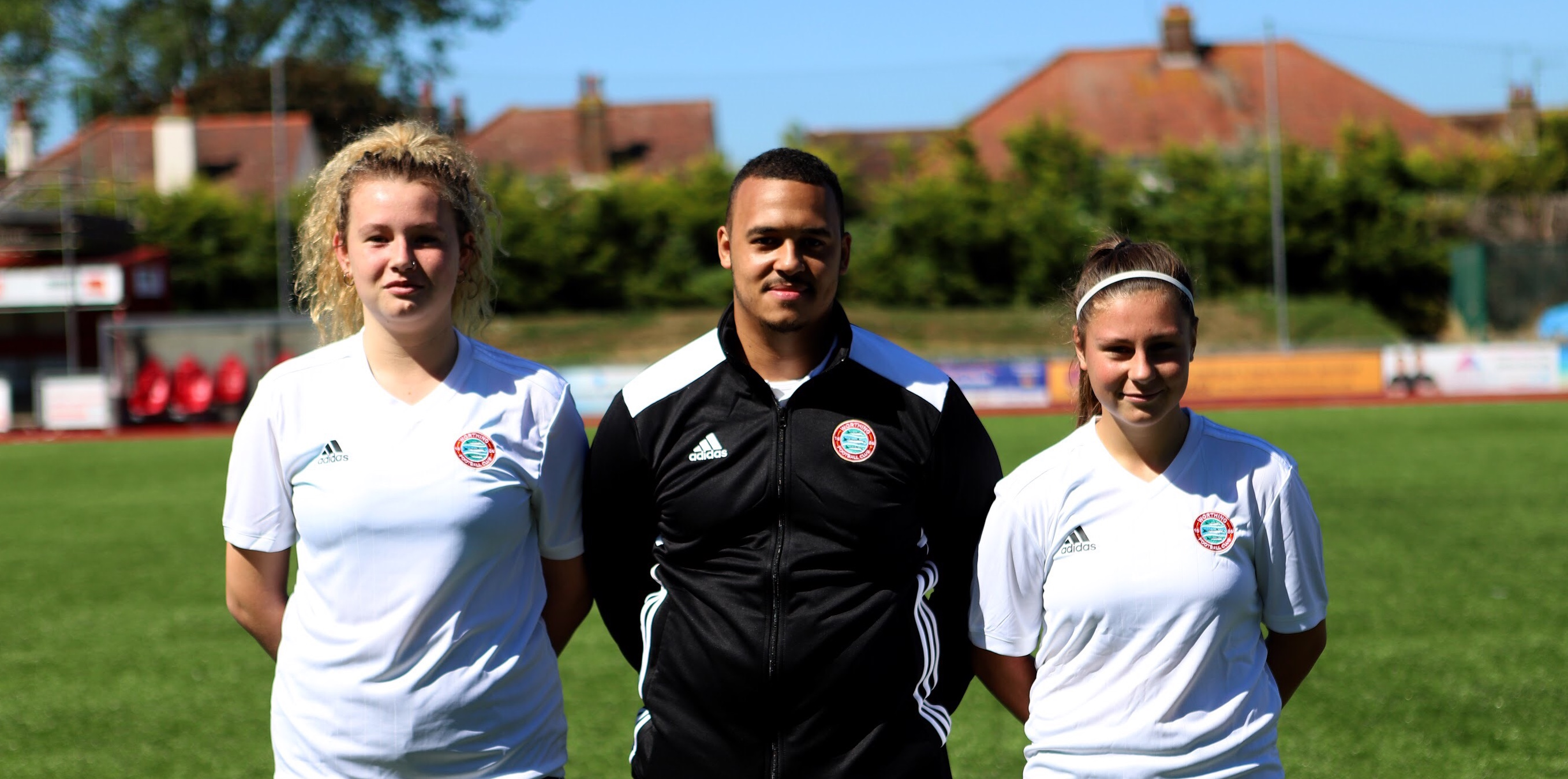 Read the full article - Young Worthing stars aiming high for the season ahead – and the future