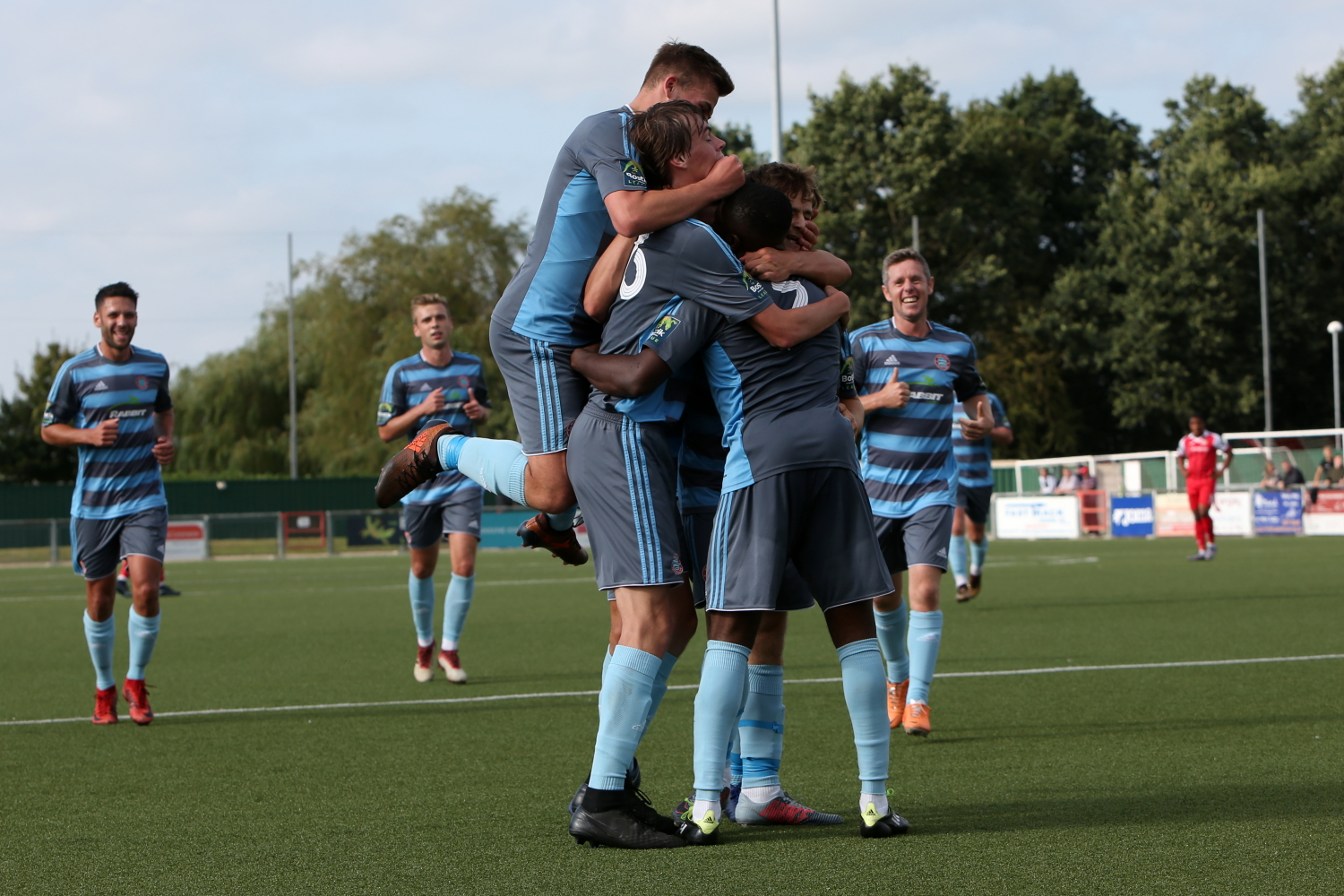 Read the full article - Gallery: Harlow Town [A] – League
