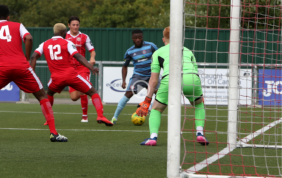 HIGHLIGHTS: Harlow 0-2 Worthing [A] – League