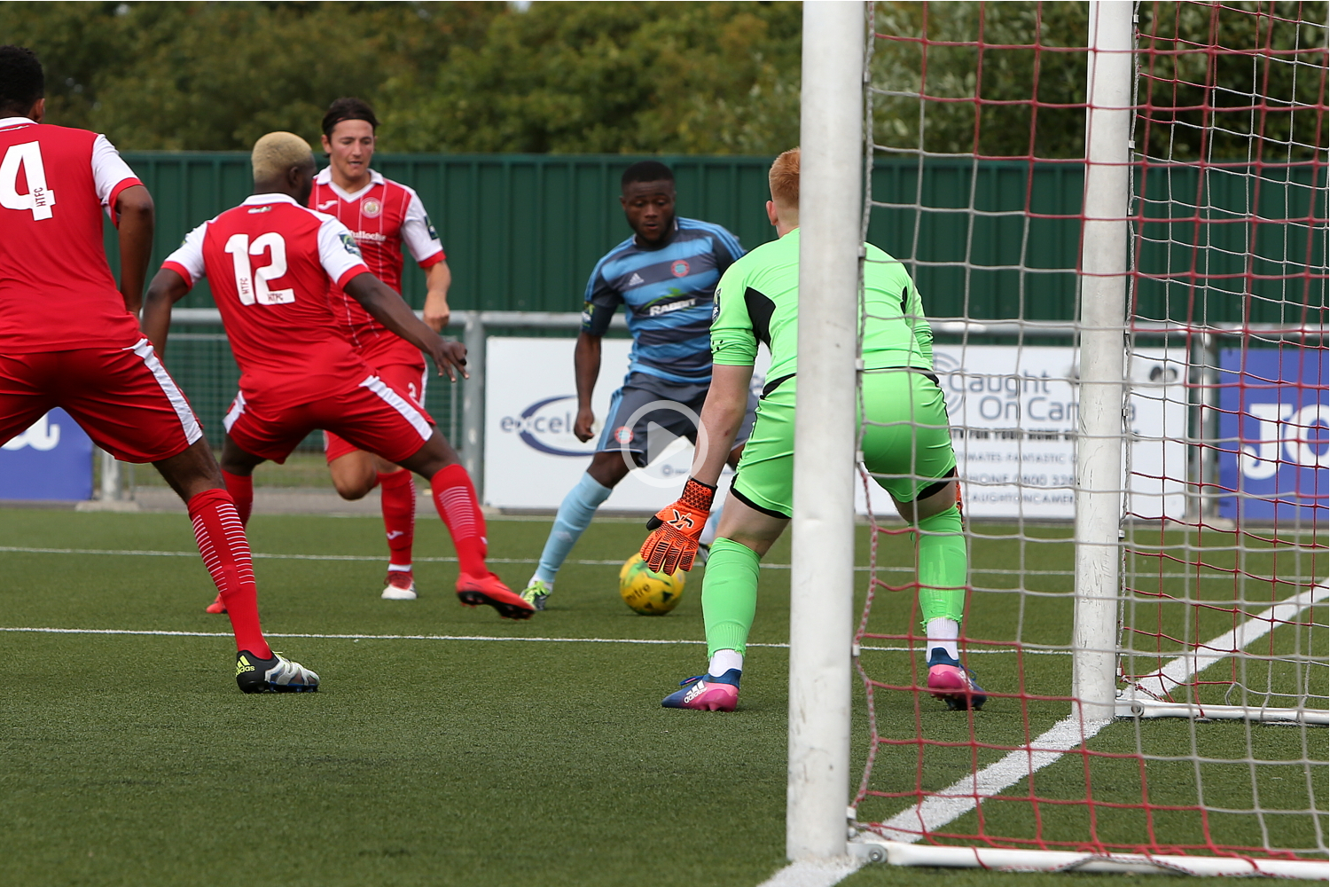 Read the full article - HIGHLIGHTS: Harlow 0-2 Worthing [A] – League