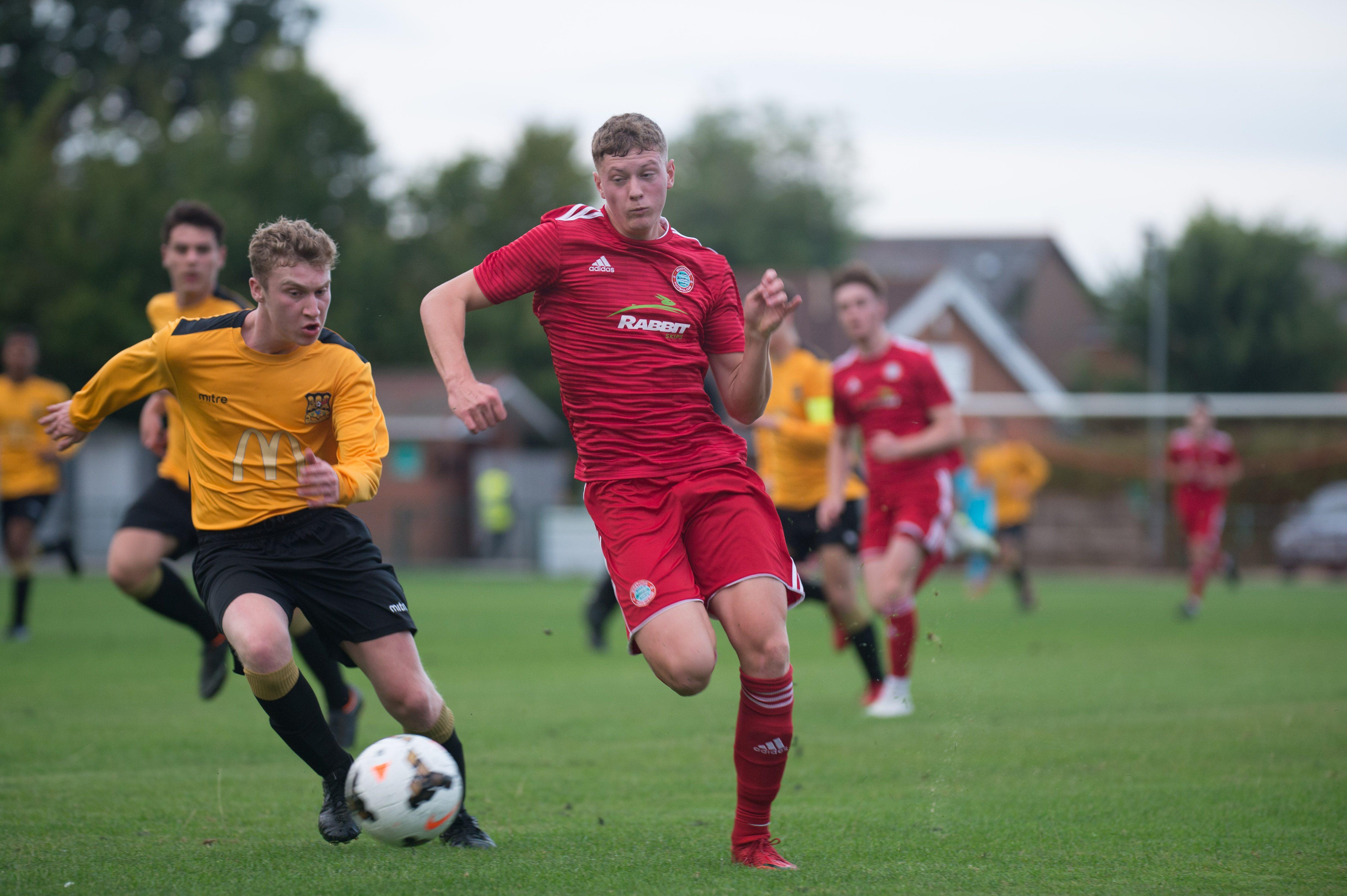 Read the full article - Gallery: Three Bridges U18 [A] – League