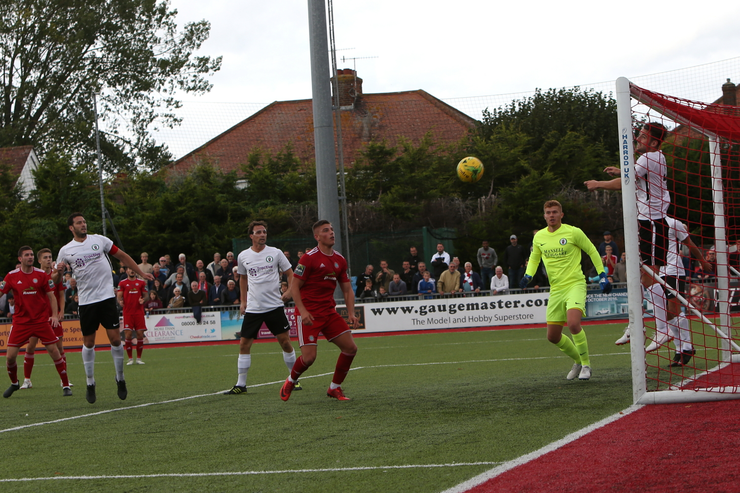 Read the full article - Gallery: Burgess Hill [H] – League