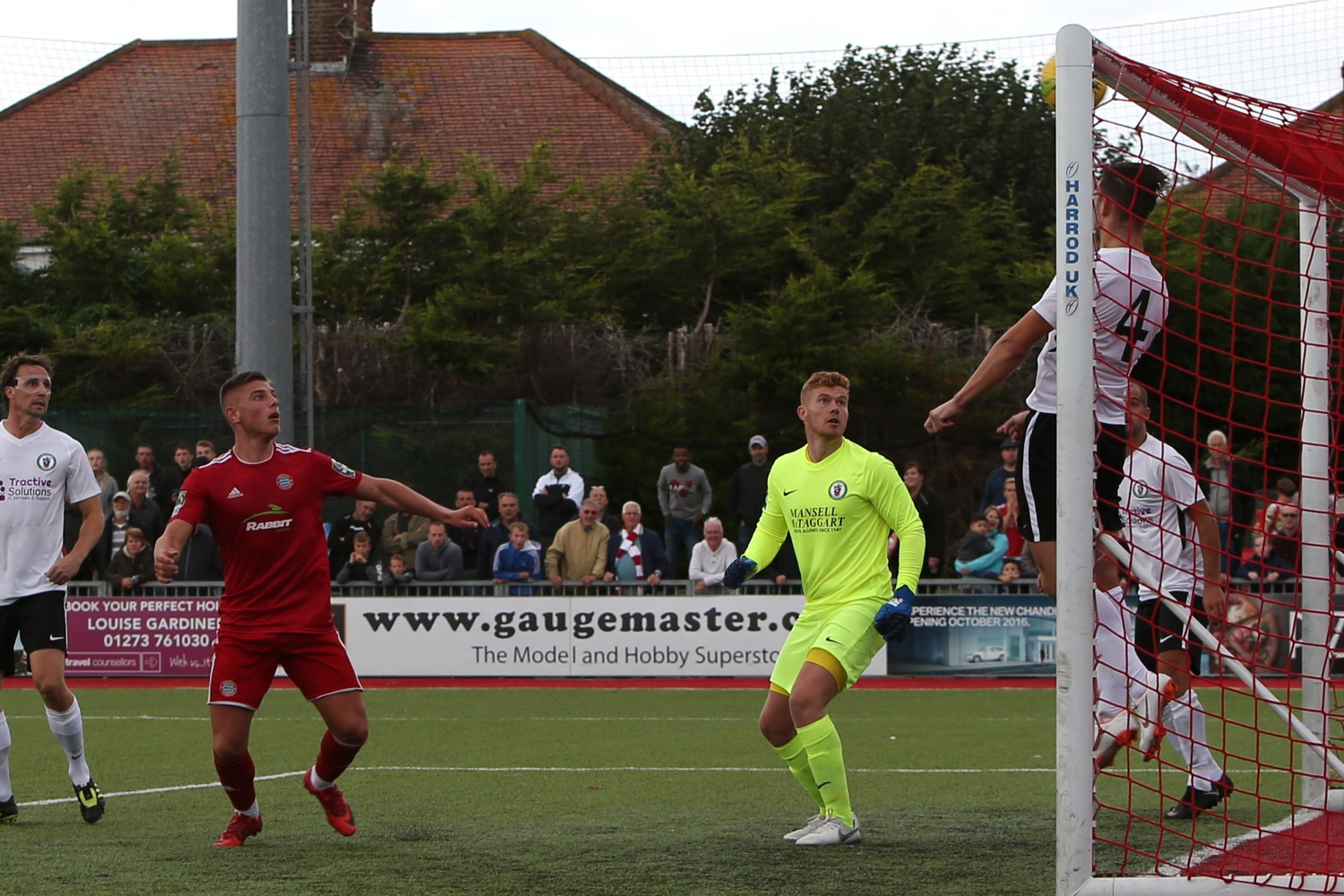 Read the full article - HIGHLIGHTS: Worthing 0-0 Burgess Hill [H] – League
