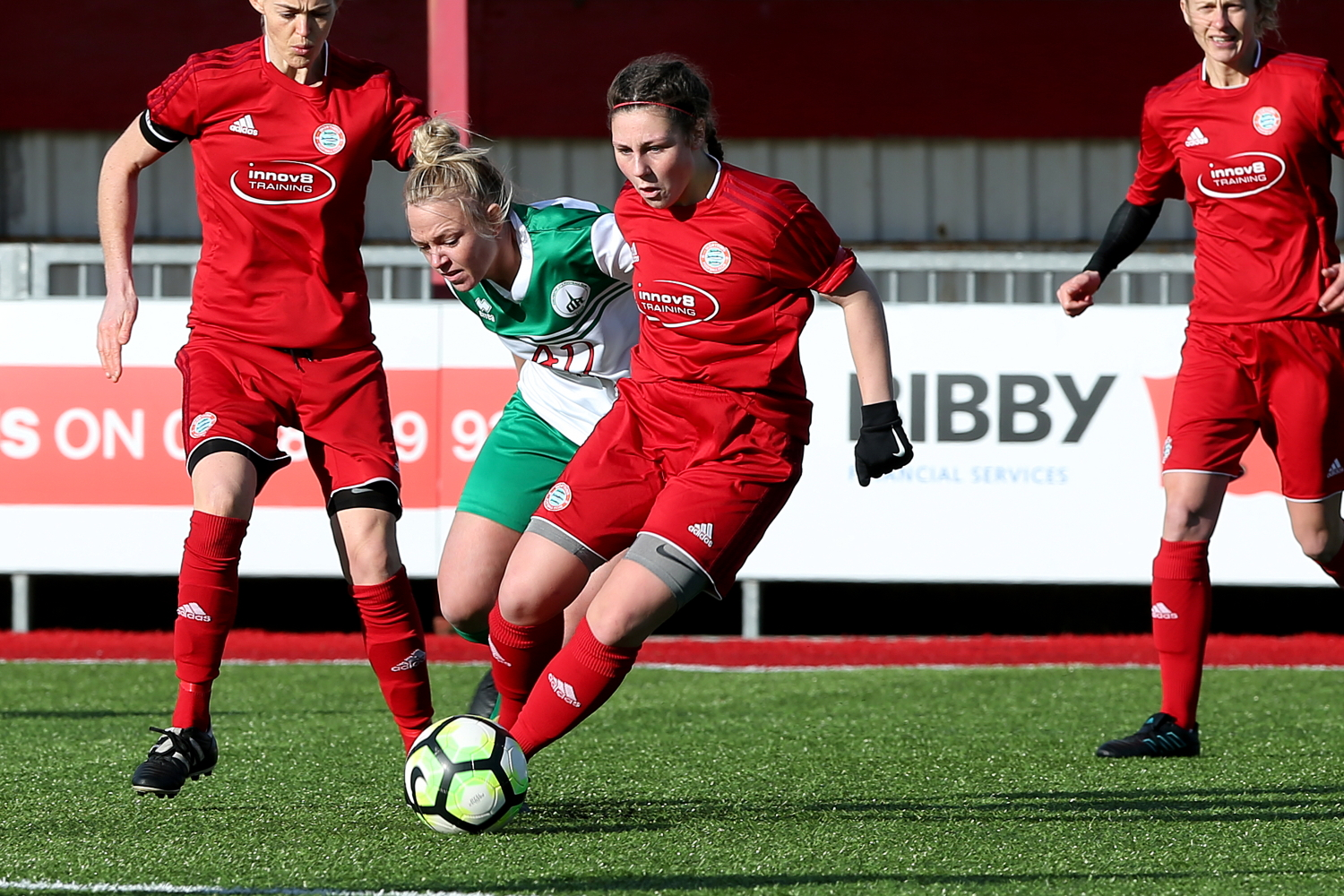 Read the full article - The Draw For The SSE Women's FA Cup 2nd Round Qualifying Is In!