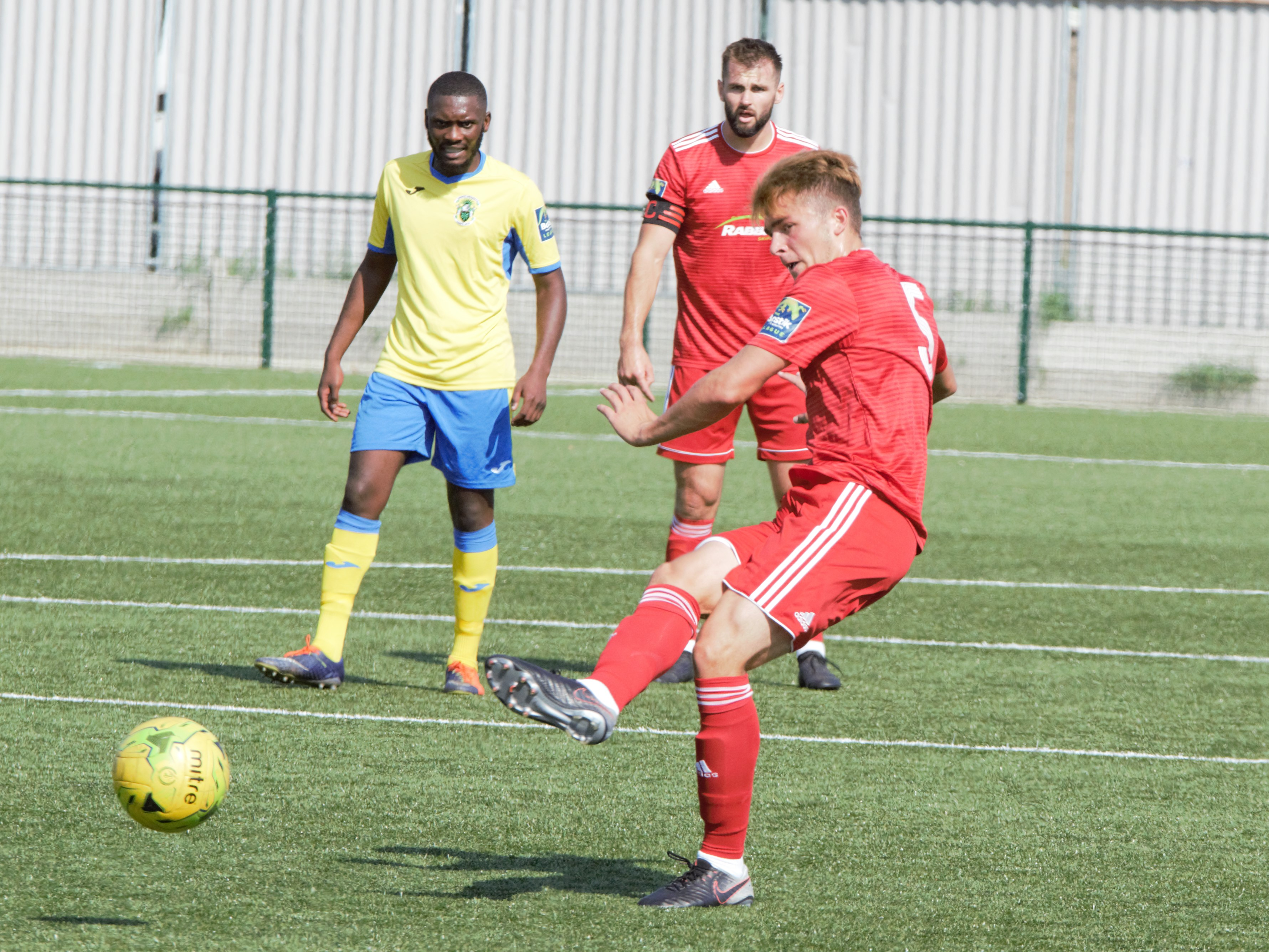 Read the full article - Ovenden aiming high after returning from long injury lay-off