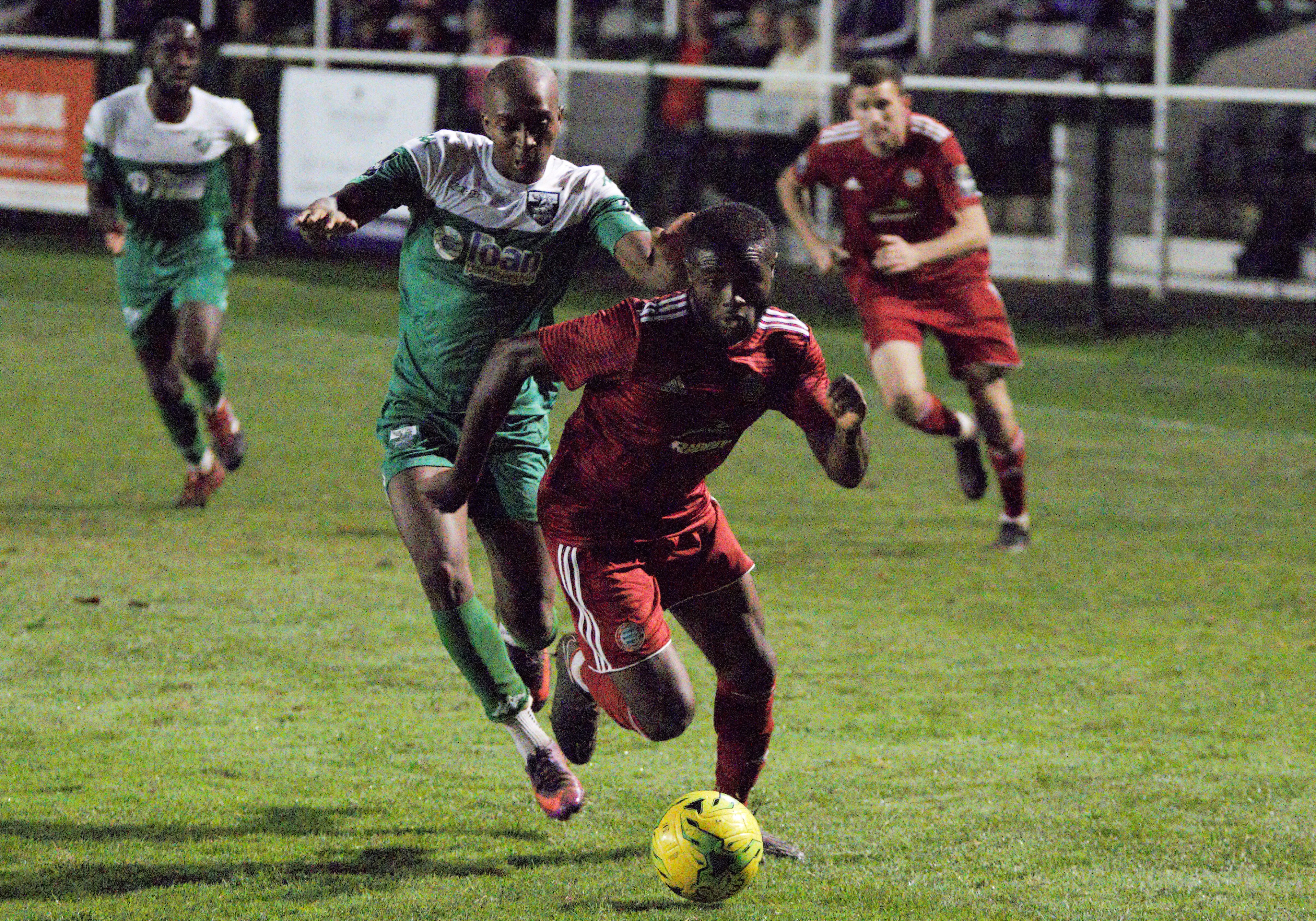 Read the full article - Star Of David Sees Reds Ease Past Tanners