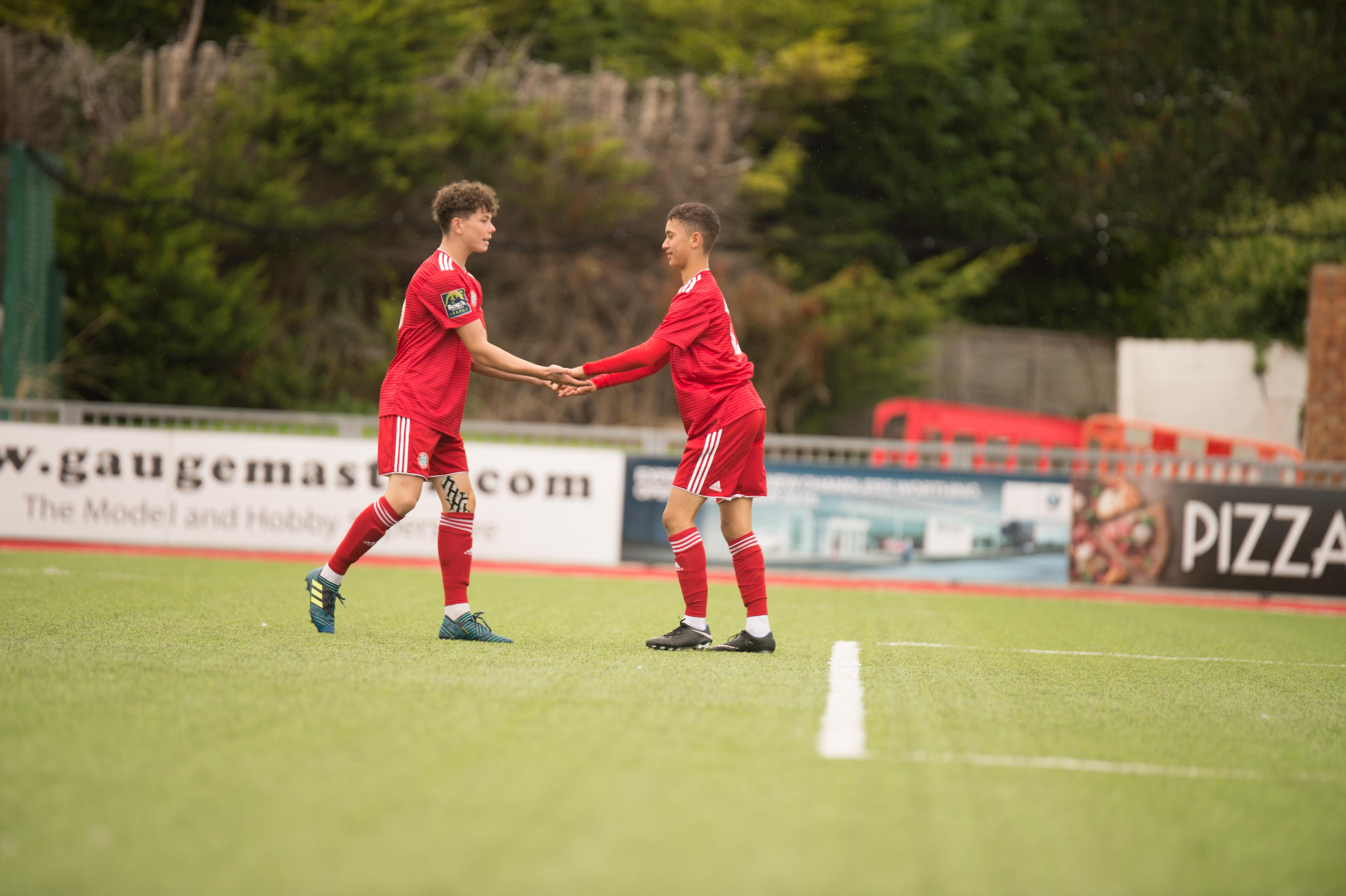 Read the full article - Gallery: Academy v Tooting & Mitcham [H] – League