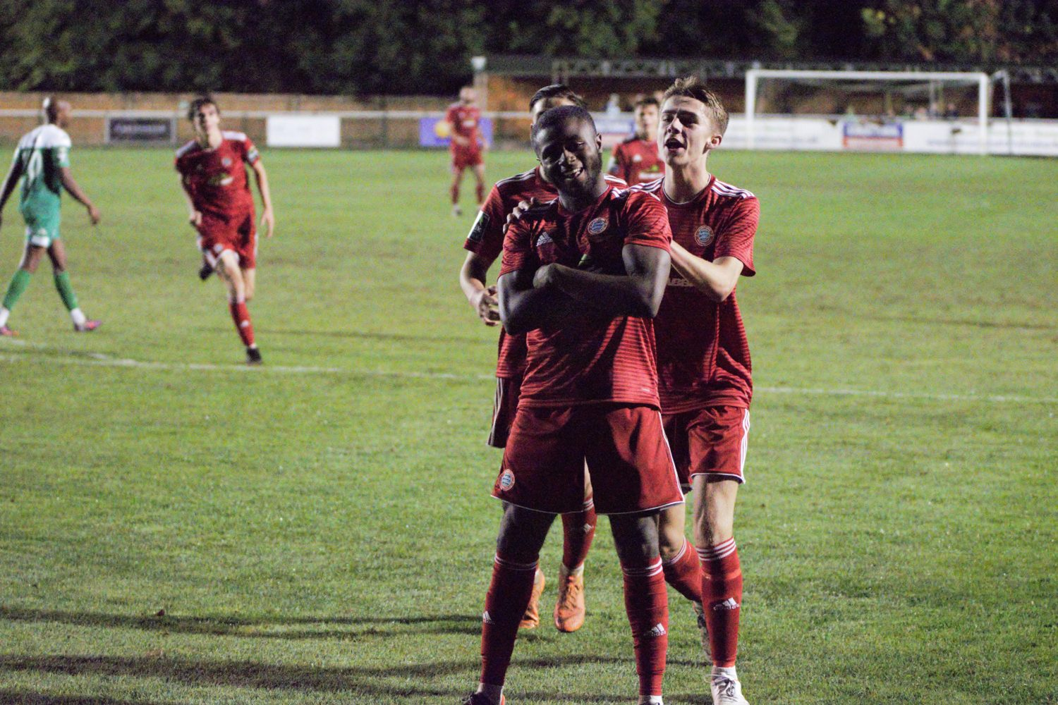 HIGHLIGHTS: Leatherhead [A] – The Velocity Trophy