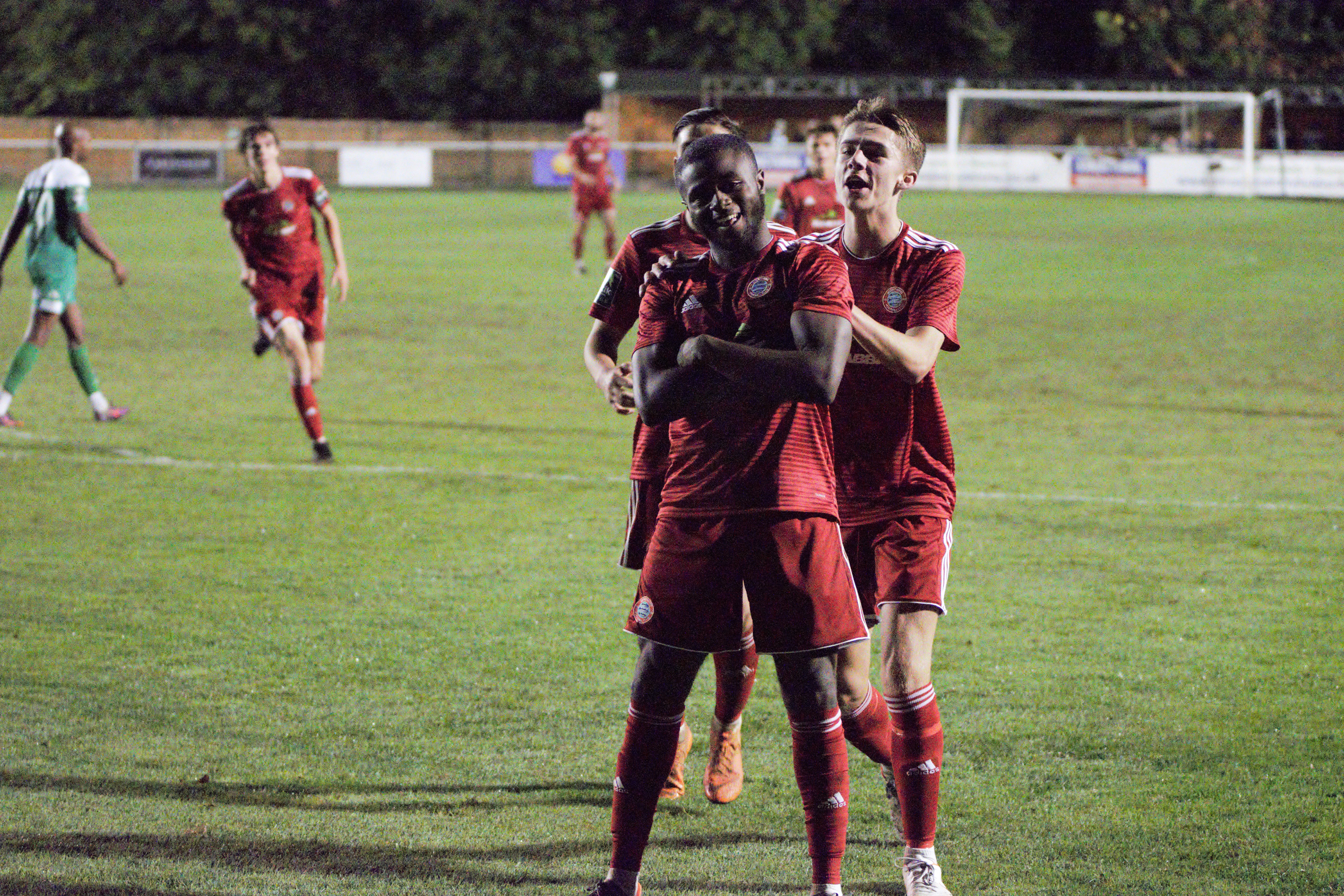 Read the full article - HIGHLIGHTS: Leatherhead [A] – The Velocity Trophy