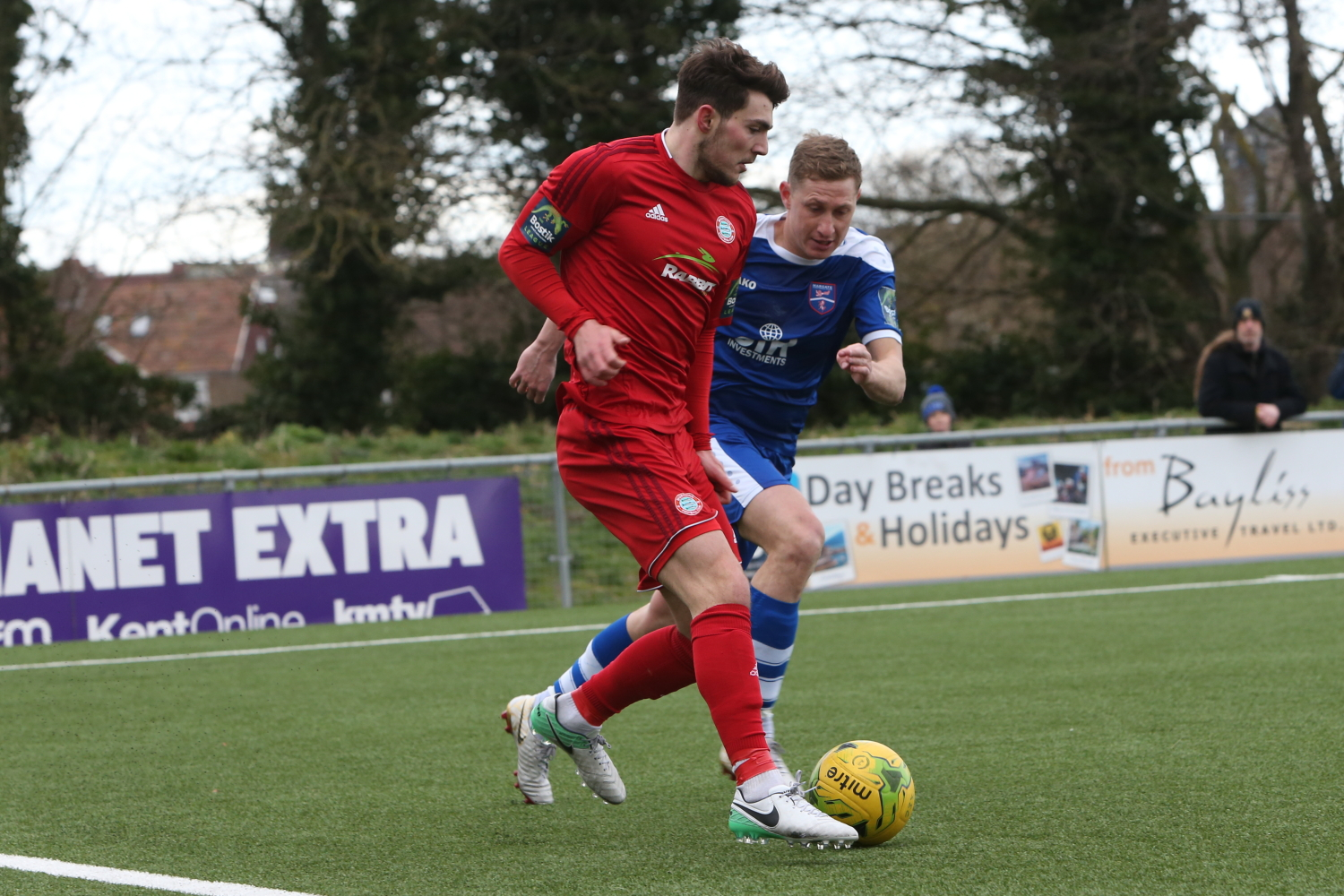 Read the full article - Match Preview: Worthing v Margate [H] – League