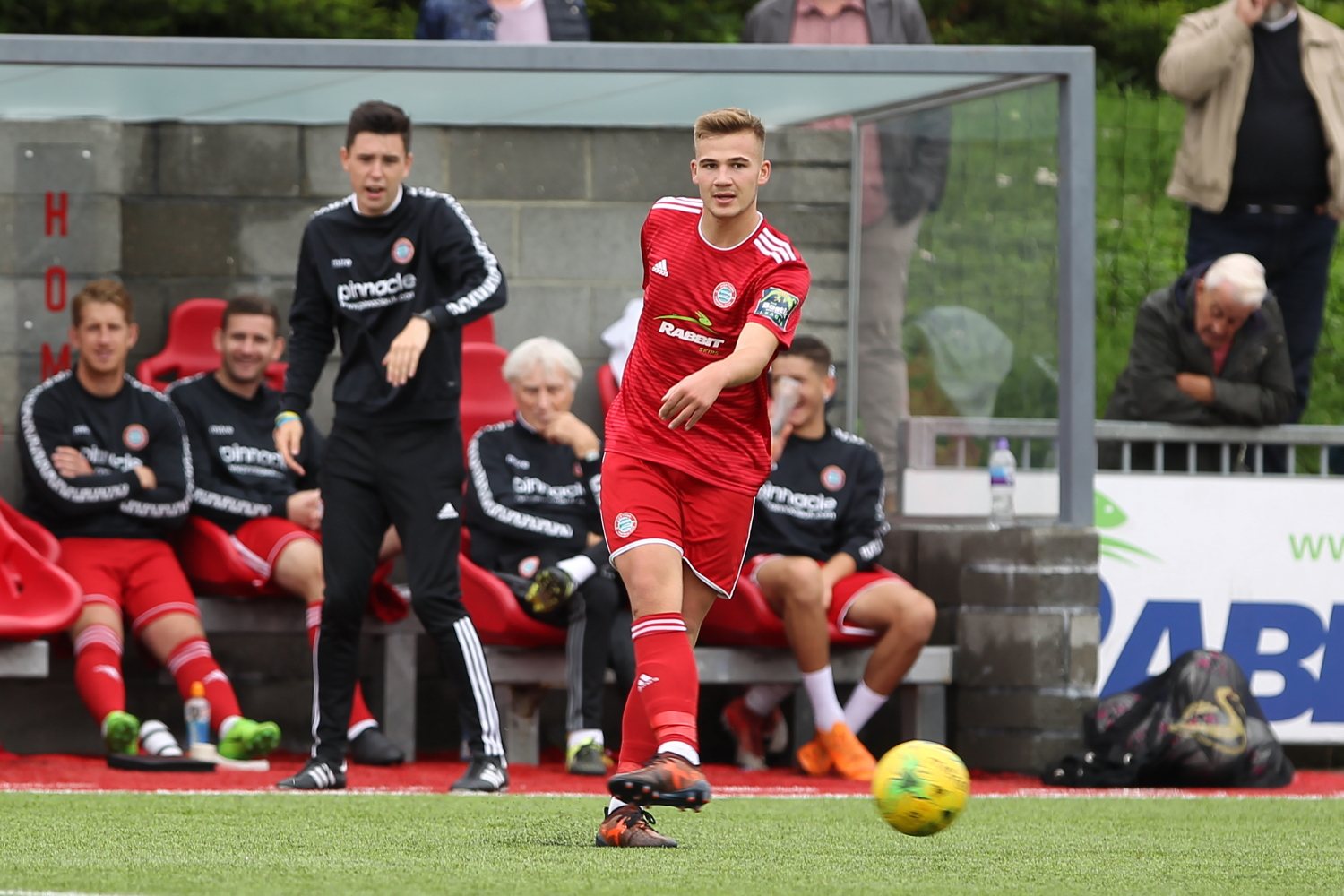 Read the full article - HIGHTLIGHTS: Potters Bar Town 1-1 Worthing [A] – League