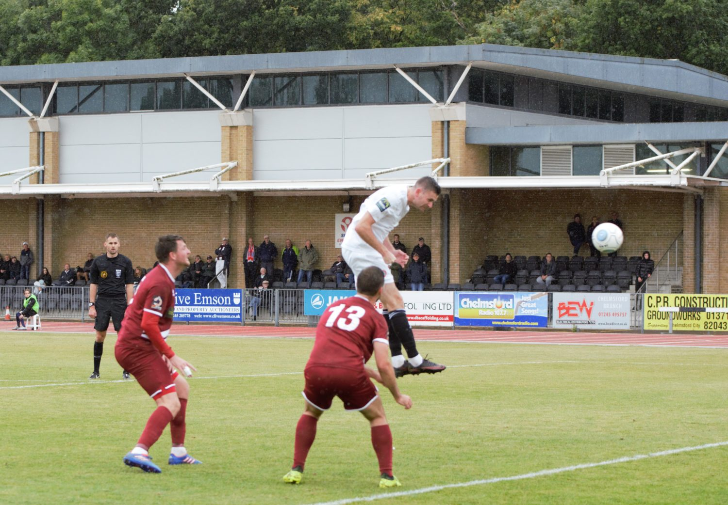 HIGHTLIGHTS: Chelmsford City 1-2 Worthing [A] – FA Cup