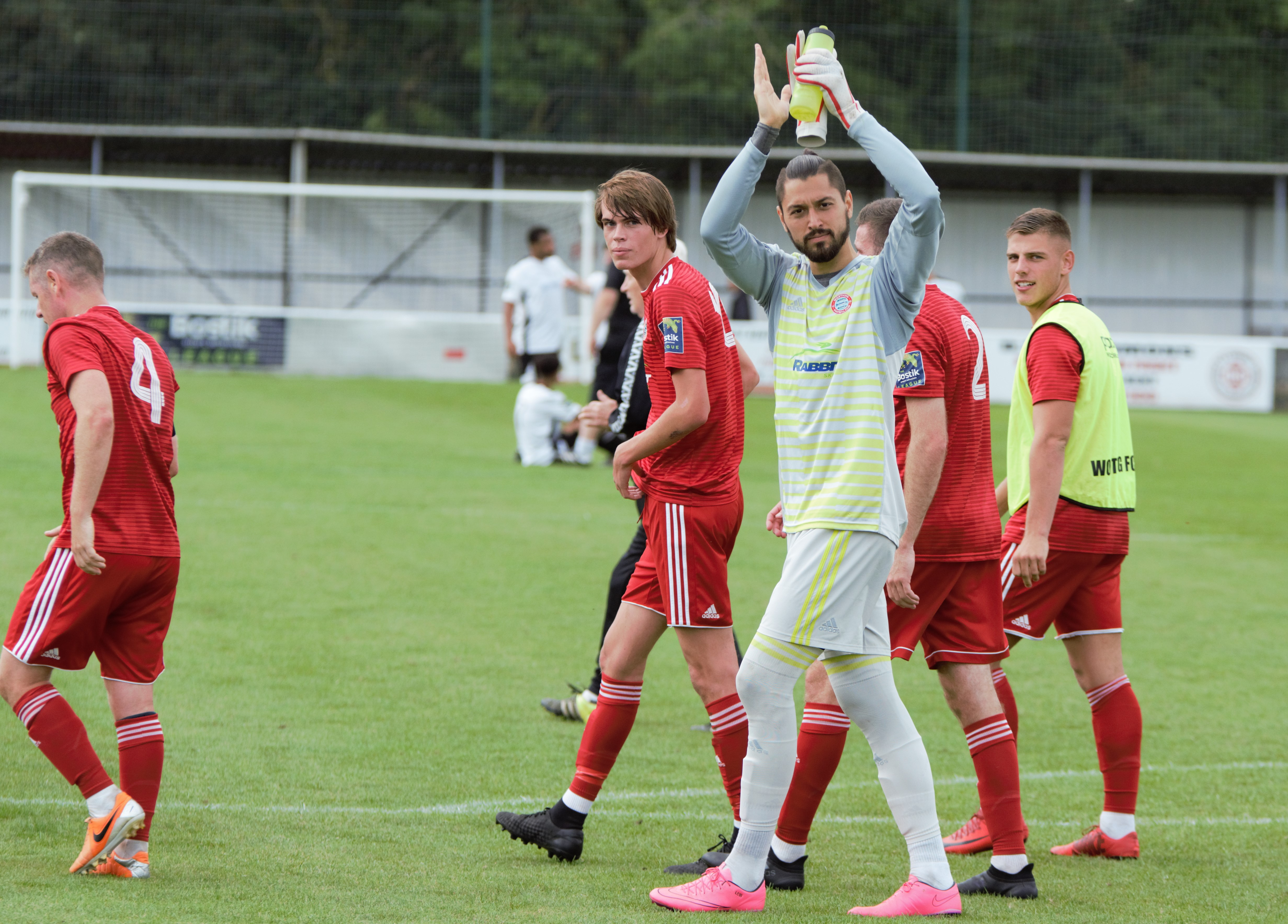 Read the full article - Hard Fall For Worthing Stopper