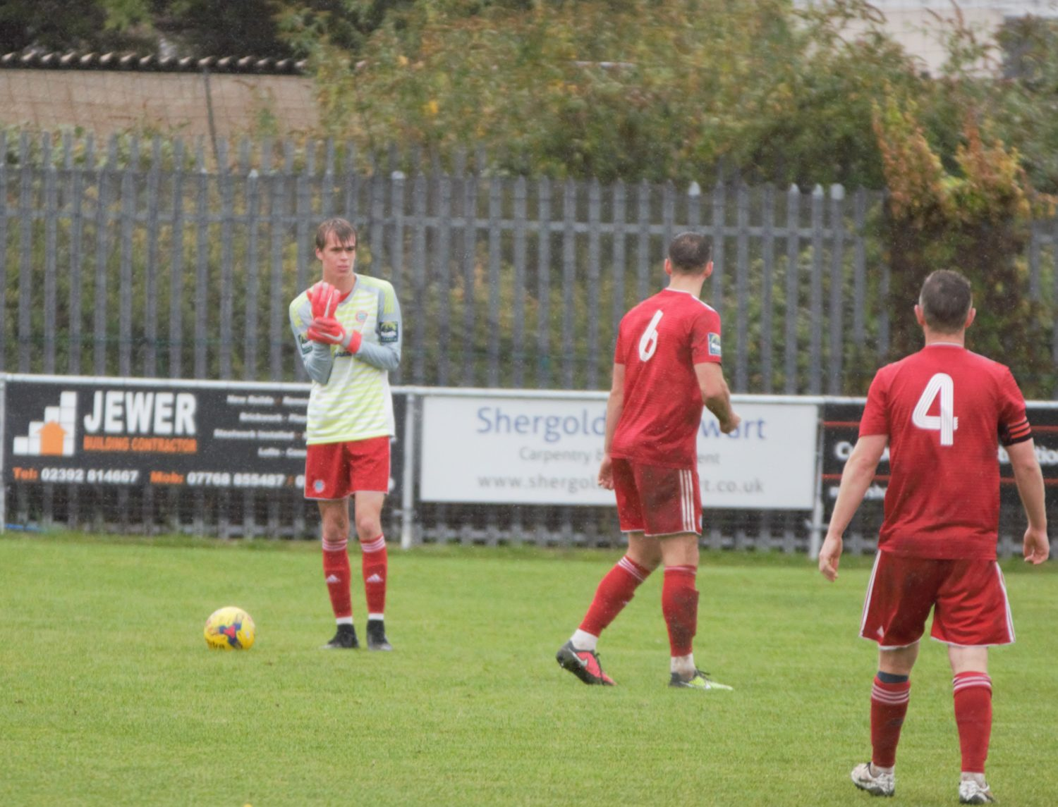 Gallery: Moneyfields [A] – FA Cup