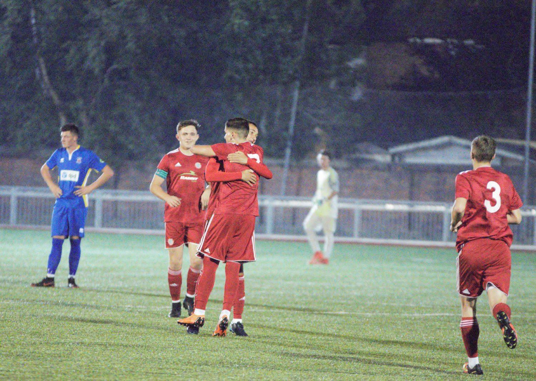 Gallery: U18 v Eastbourne Borough [H] – League