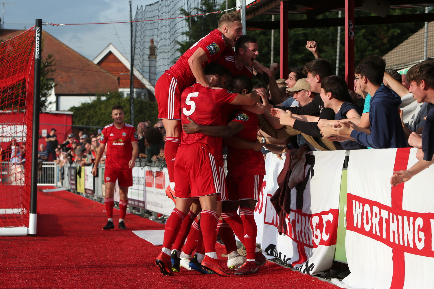 Read the full article - Gallery: Kingstonian [H] – League