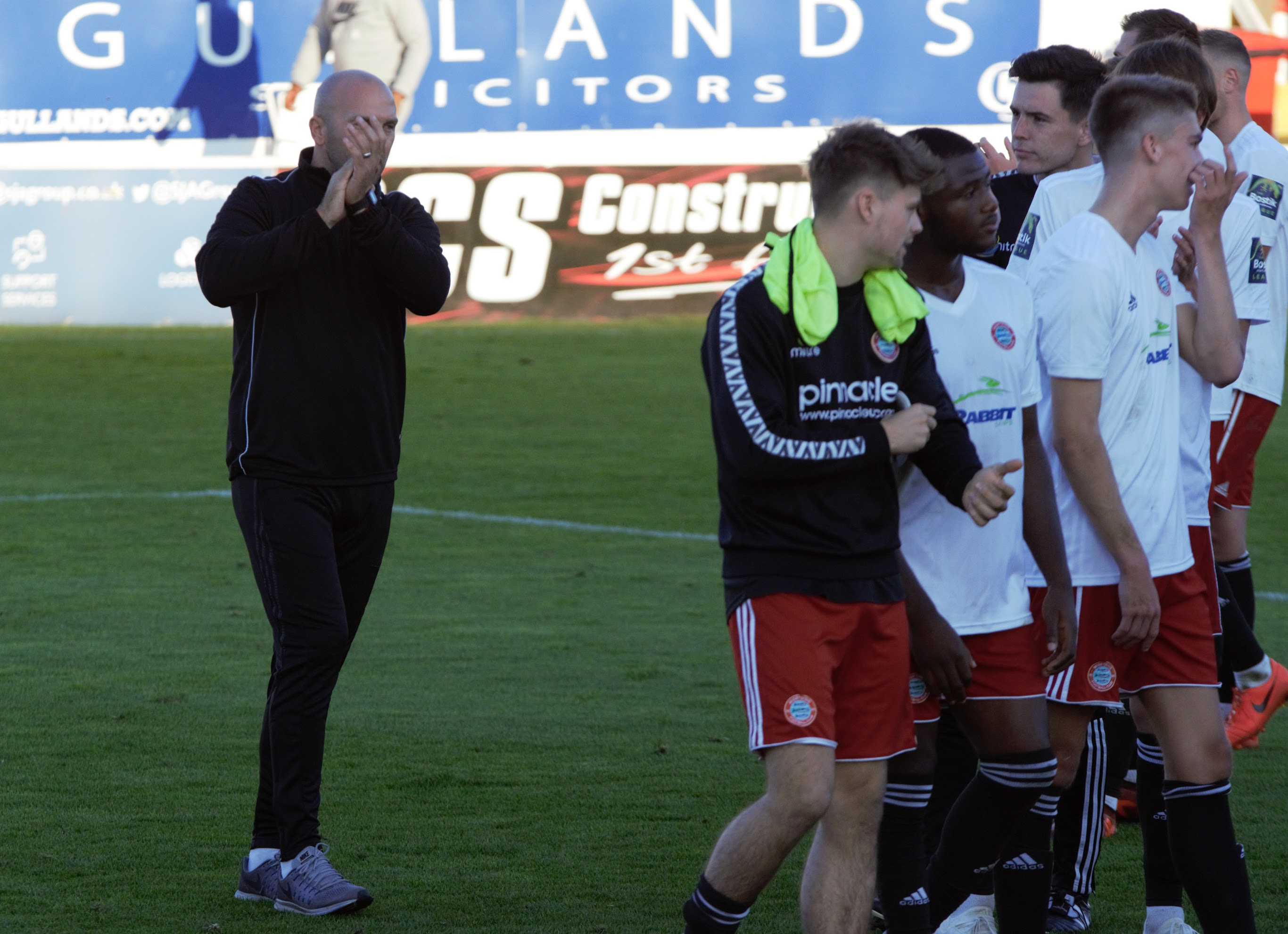 Read the full article - Hinshelwood reflects on a 'missed opportunity' as Worthing exit FA Cup