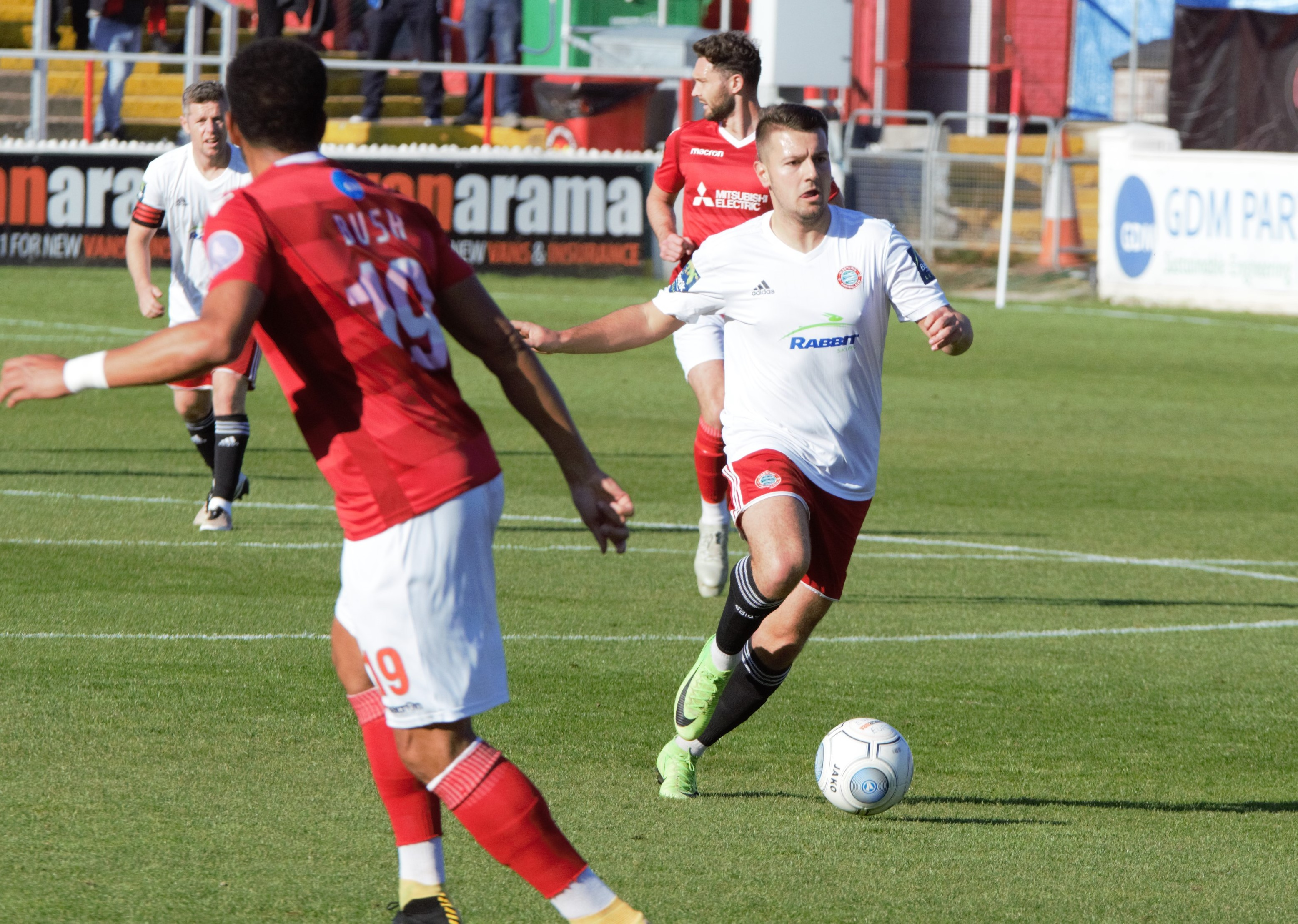 Read the full article - HIGHLIGHTS: Ebbsfleet 4-0 Worthing [A] – FA Cup