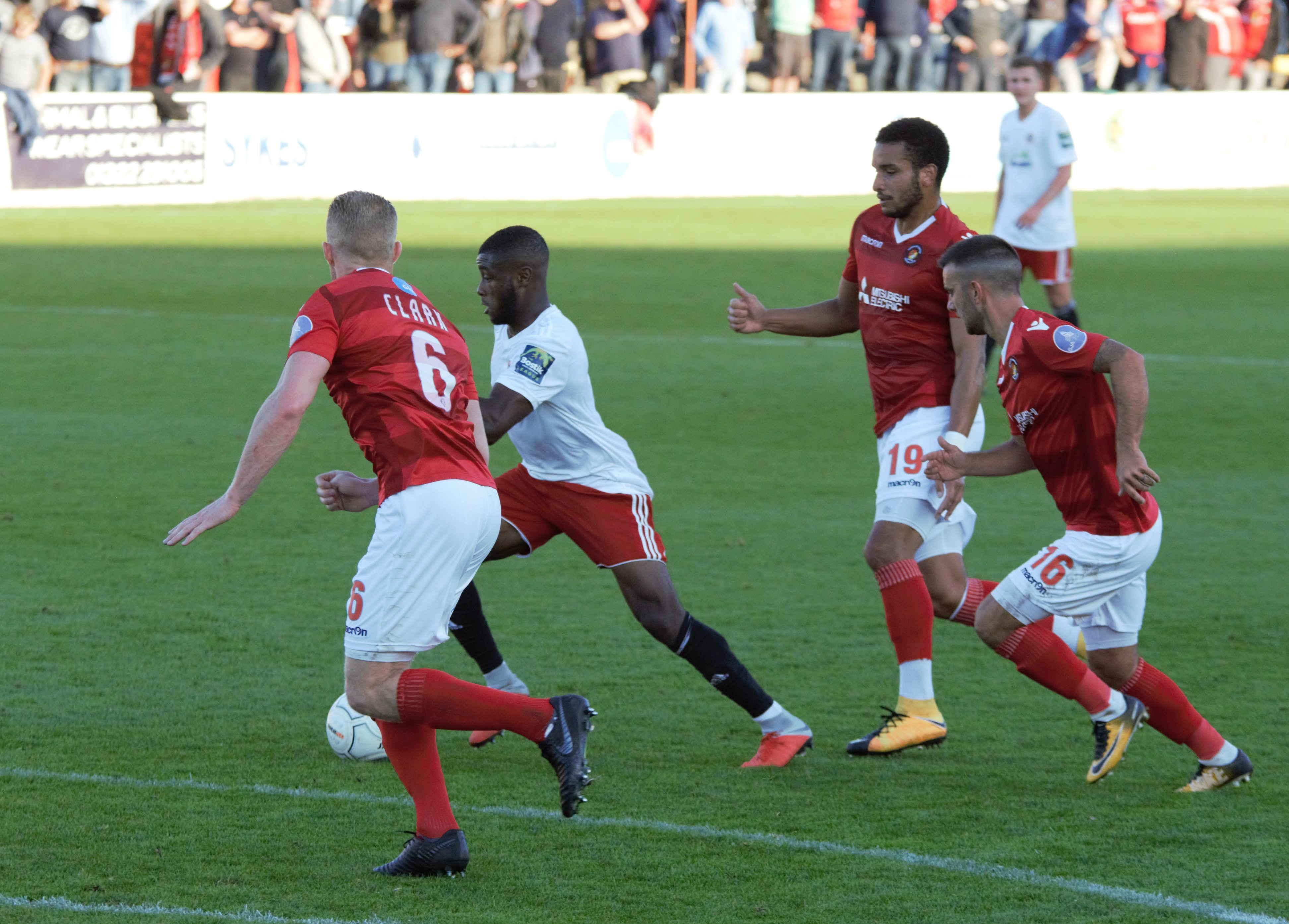 Read the full article - Gallery: Ebbsfleet [A] – FA Cup