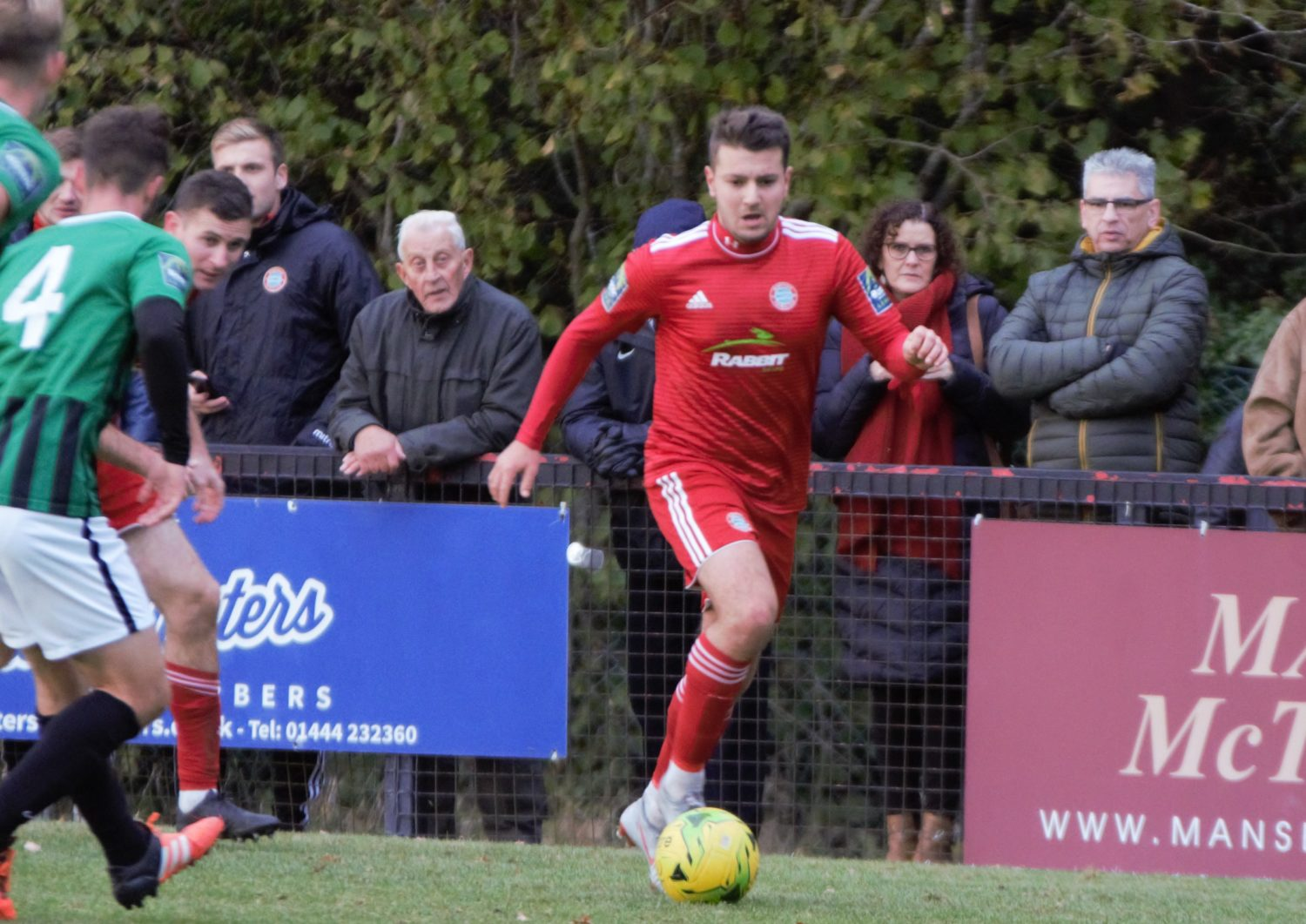 HIGHLIGHTS: Burgess Hill 1-1 Worthing [A] – Cup