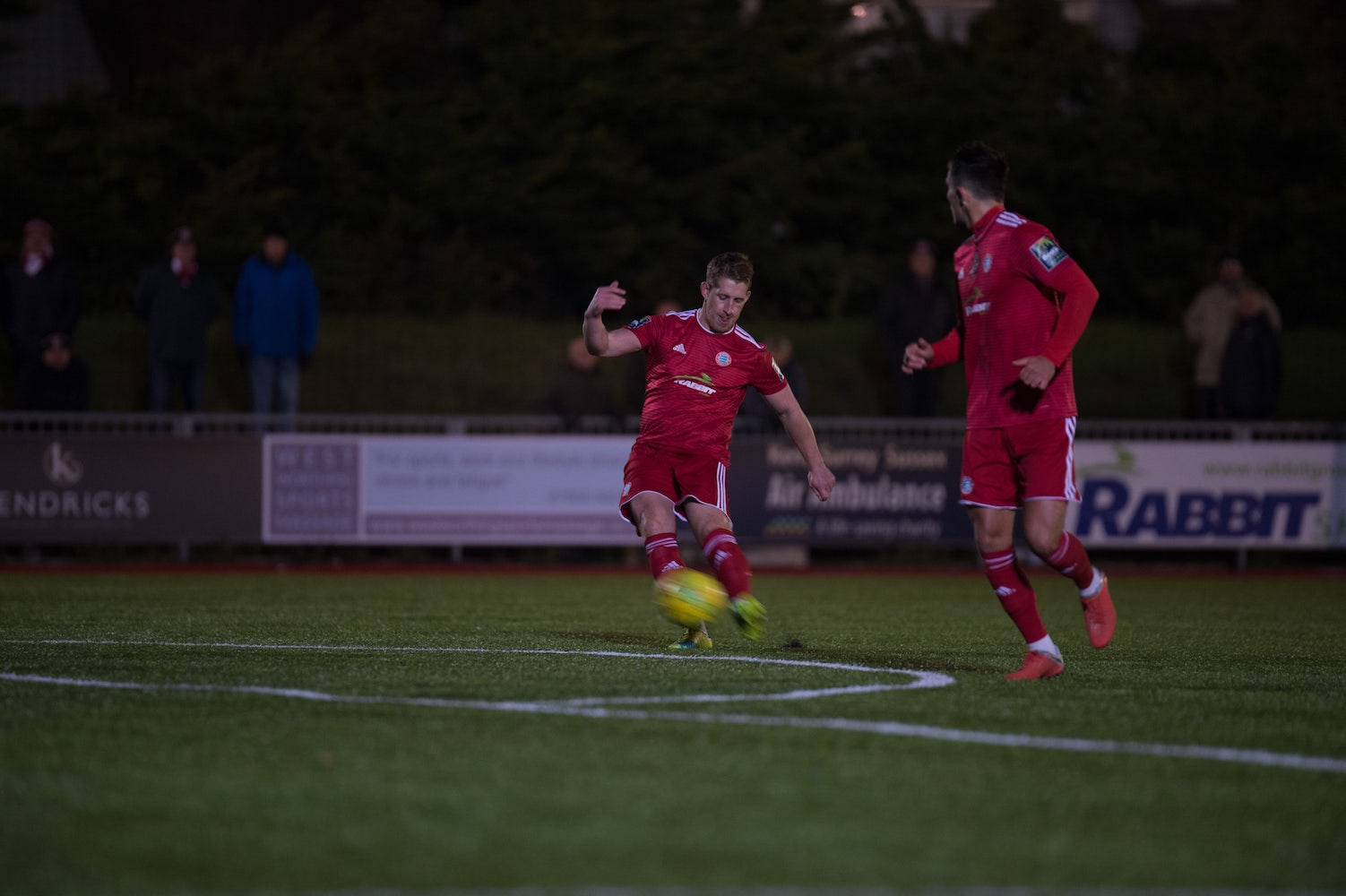 Read the full article - HIGHLIGHTS: Worthing 2-1 Burgess Hill [H] – FA Trophy [Replay]