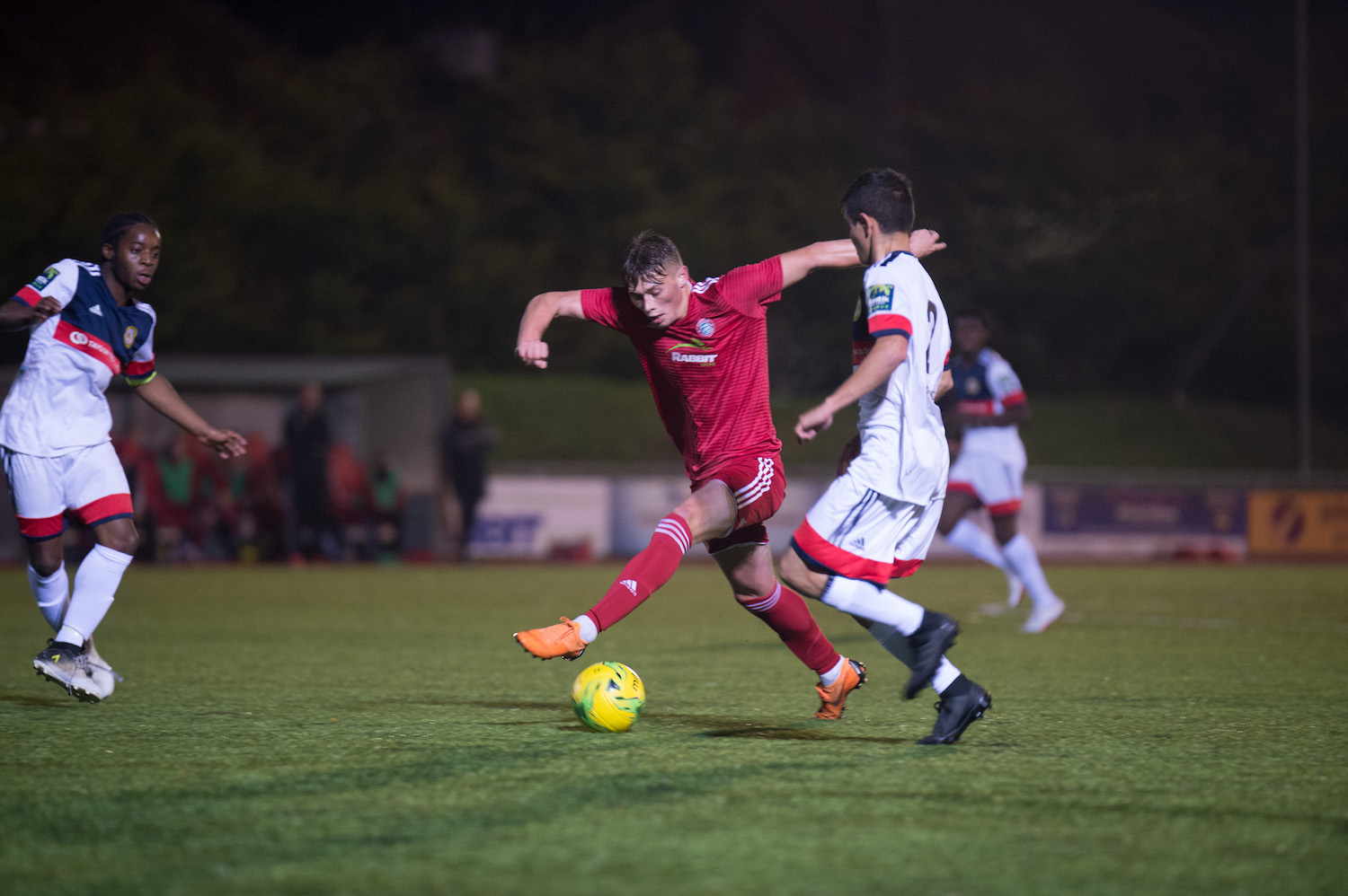Read the full article - Gallery: U18 v Cray Wanderers [H] – FA Youth Cup