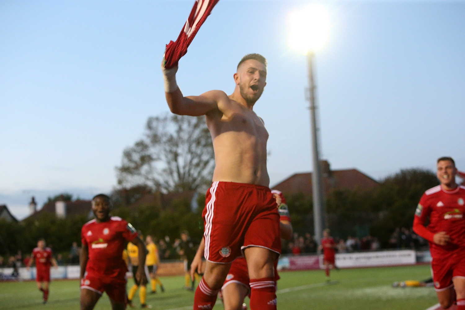 Read the full article - HIGHLIGHTS: Worthing 3-2 Folkestone Invicta [H] – League