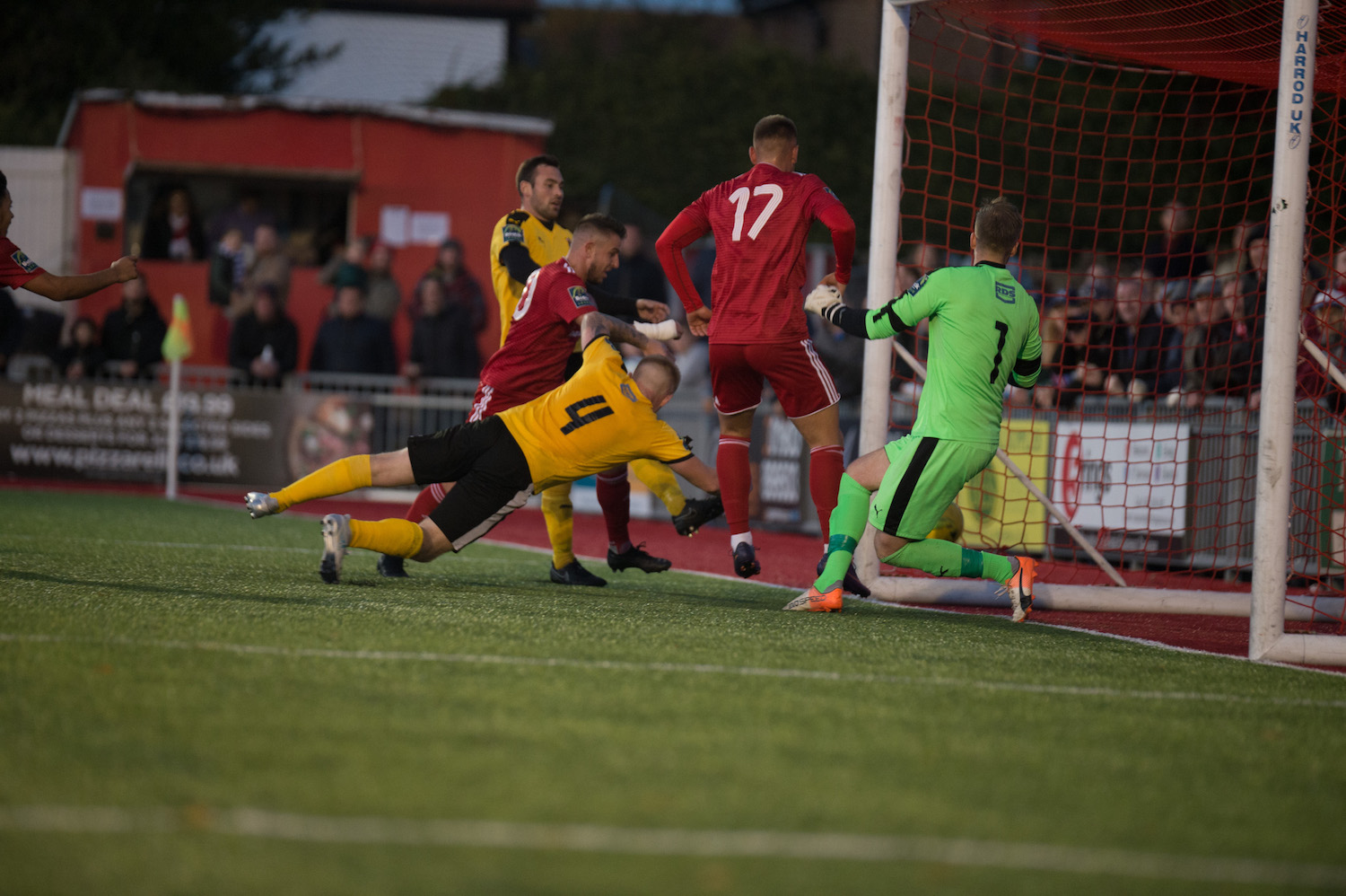 Read the full article - Returning Reece Rescues Reds