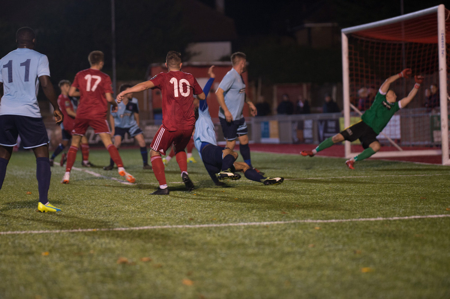 HIGHLIGHTS: Worthing 6-2 Uckfield Town [H] – SS Cup