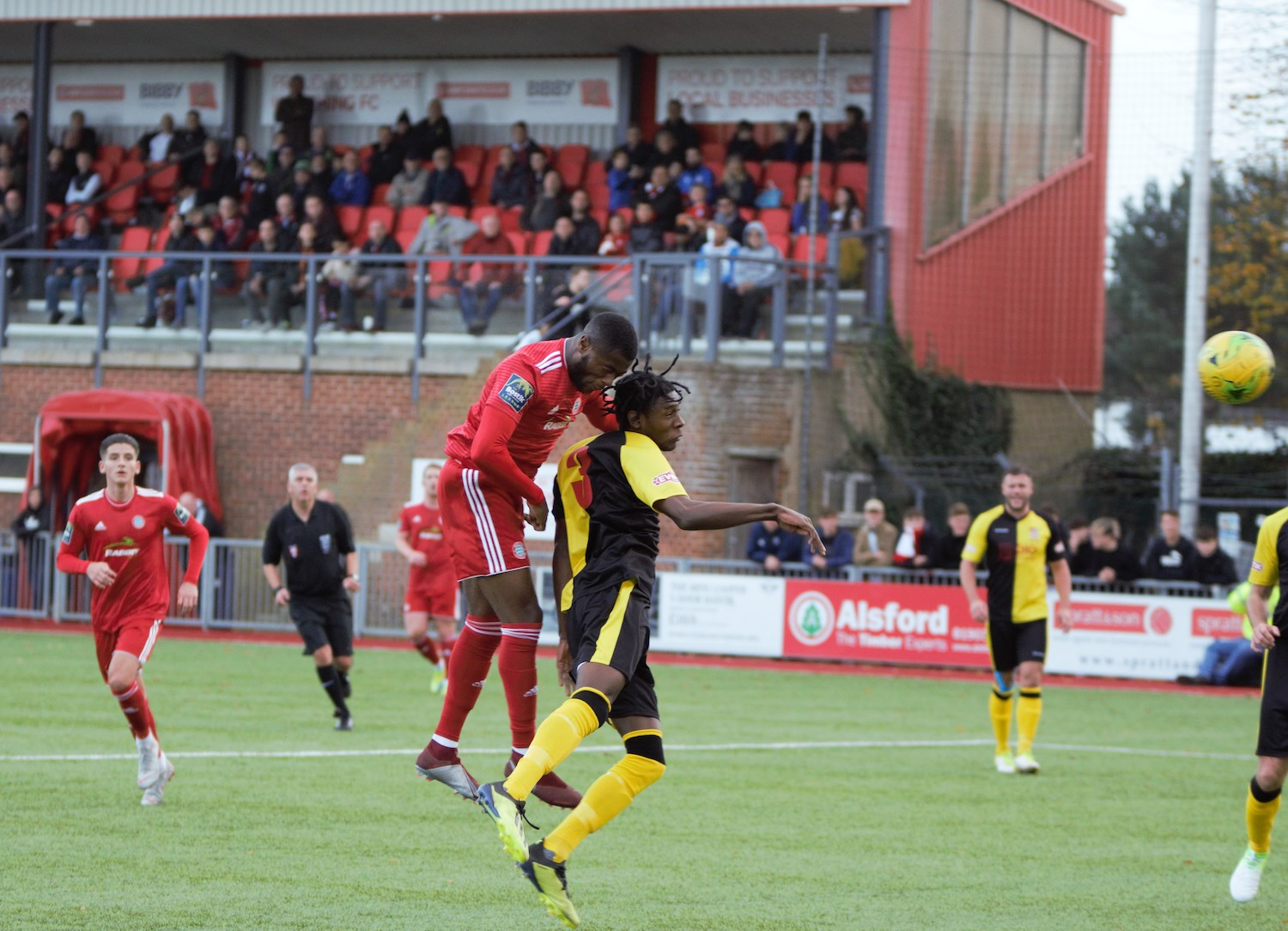 Read the full article - Gallery: Chesham United [H] – FA Trophy