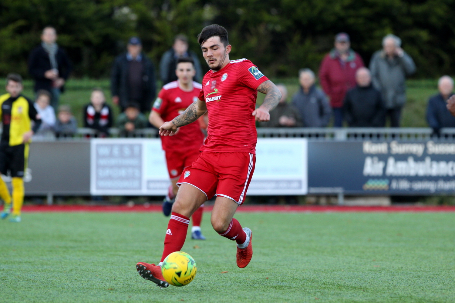 Read the full article - HIGHLIGHTS: Enfield Town 1-4 Worthing [A] – League