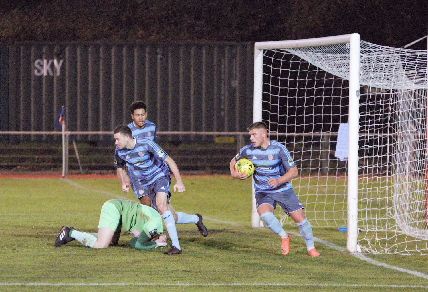 Read the full article - HIGHLIGHTS: AFC Hornchurch 1-1 Worthing [A] – League