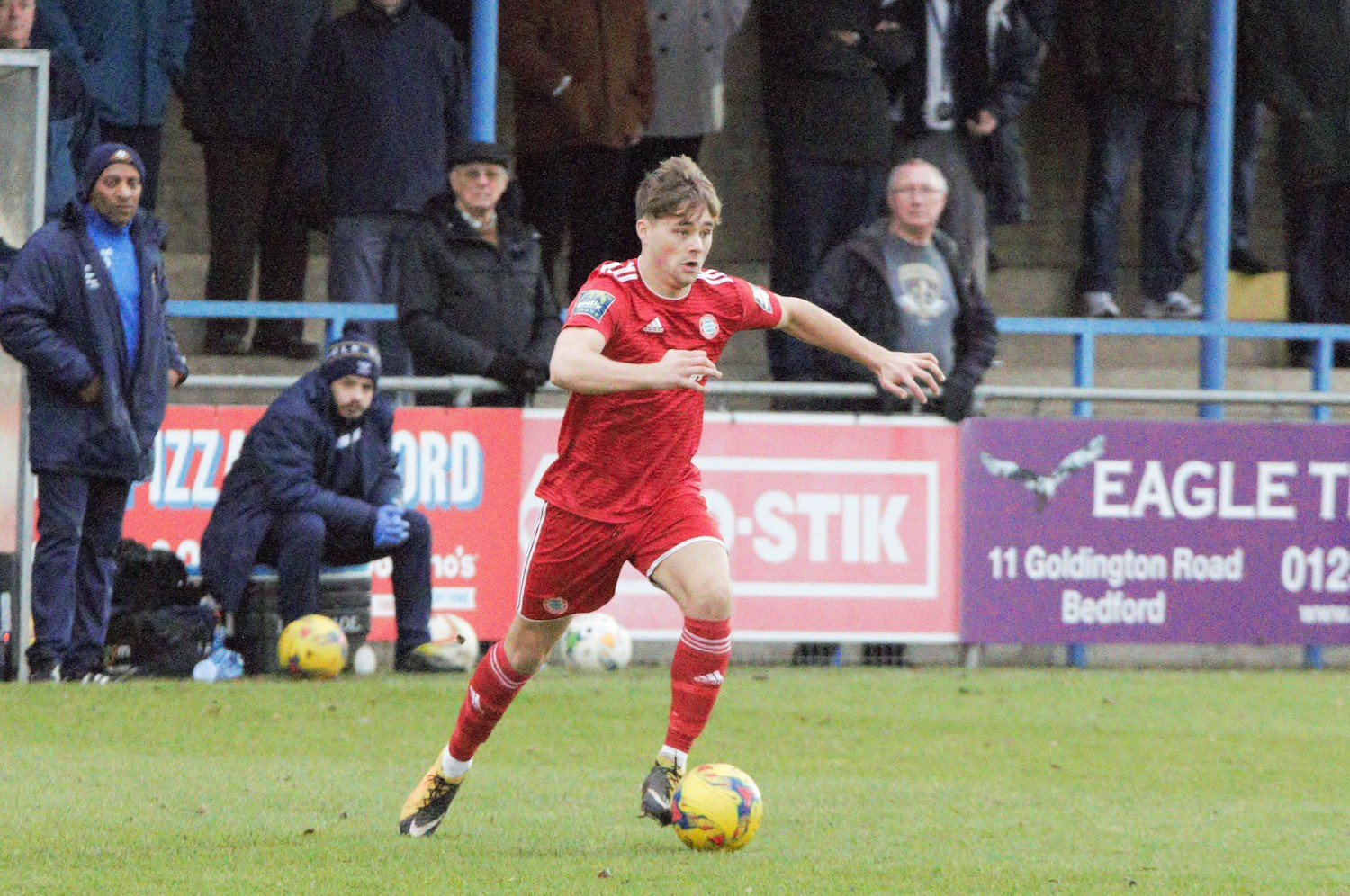 Read the full article - HIGHLIGHTS: Bedford Town 2-1 Worthing [A] – FA Trophy