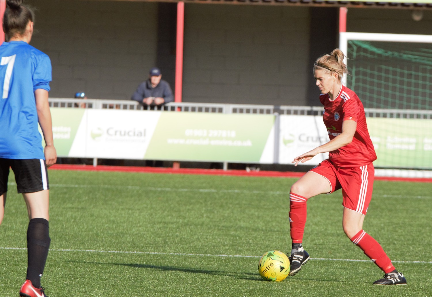 Read the full article - HIGHLIGHTS: Worthing 1-6 Leyton Orient [H] – Cup