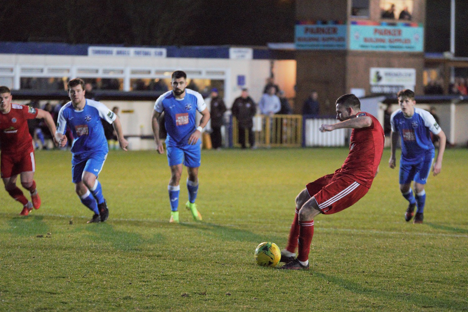 Read the full article - HIGHLIGHTS: Tonbridge Angels 1-2 Worthing [A] – League