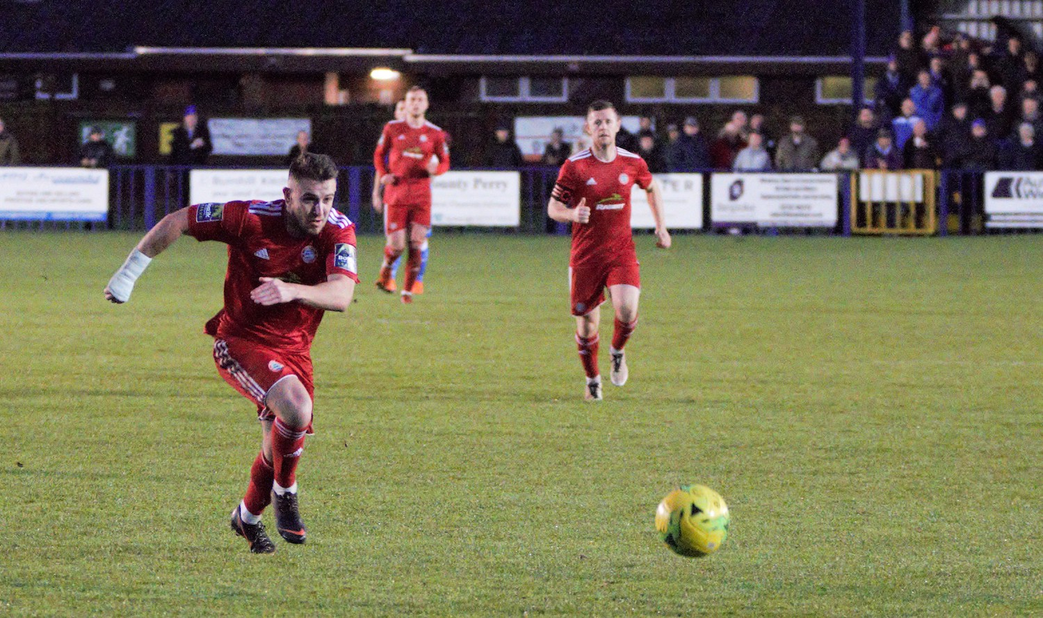 Read the full article - HIGHLIGHTS: Eastbourne Town 2-1 Worthing [A] – Cup