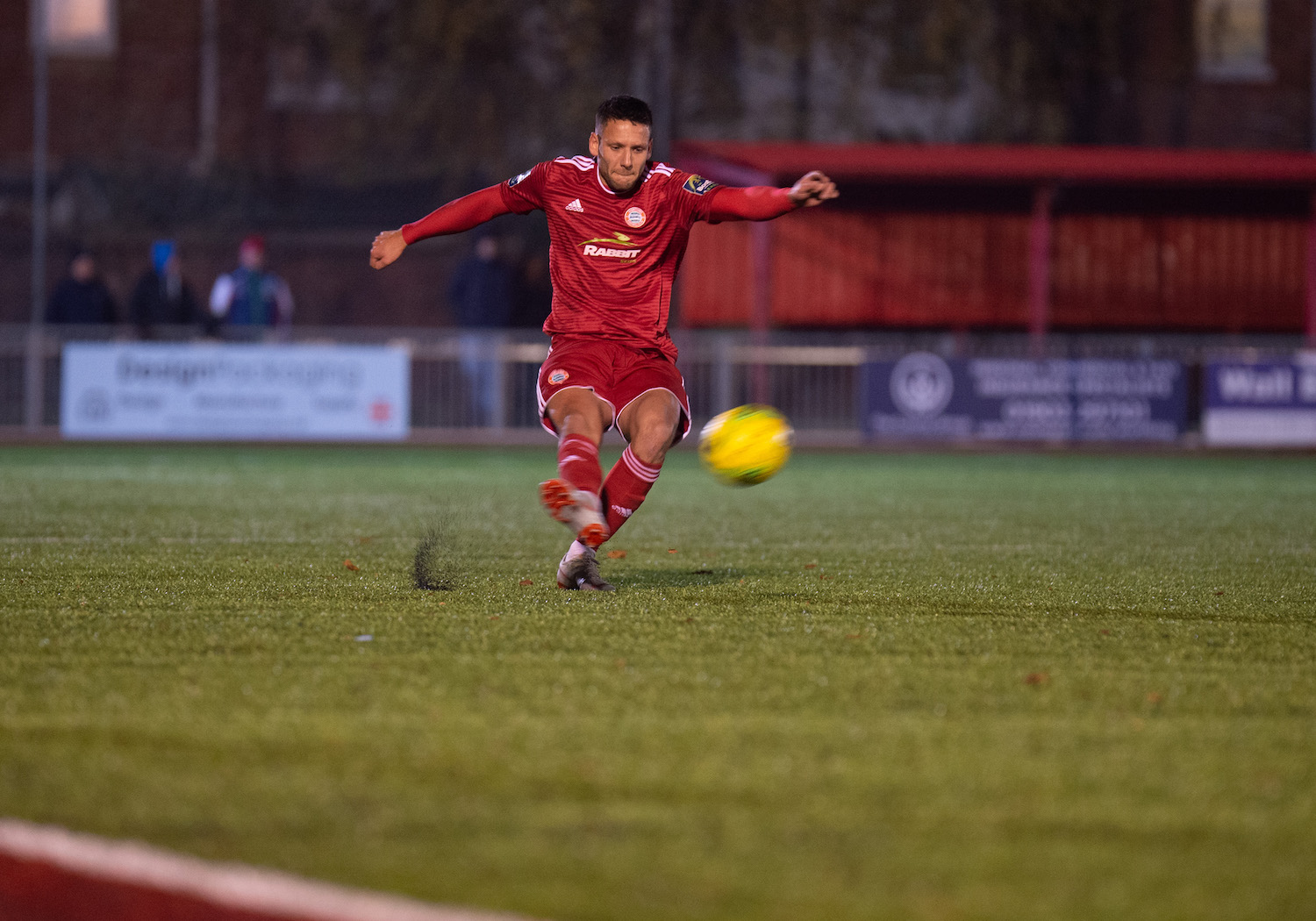 Read the full article - HIGHLIGHTS: Worthing 0-2 Haringey Borough [H] – League