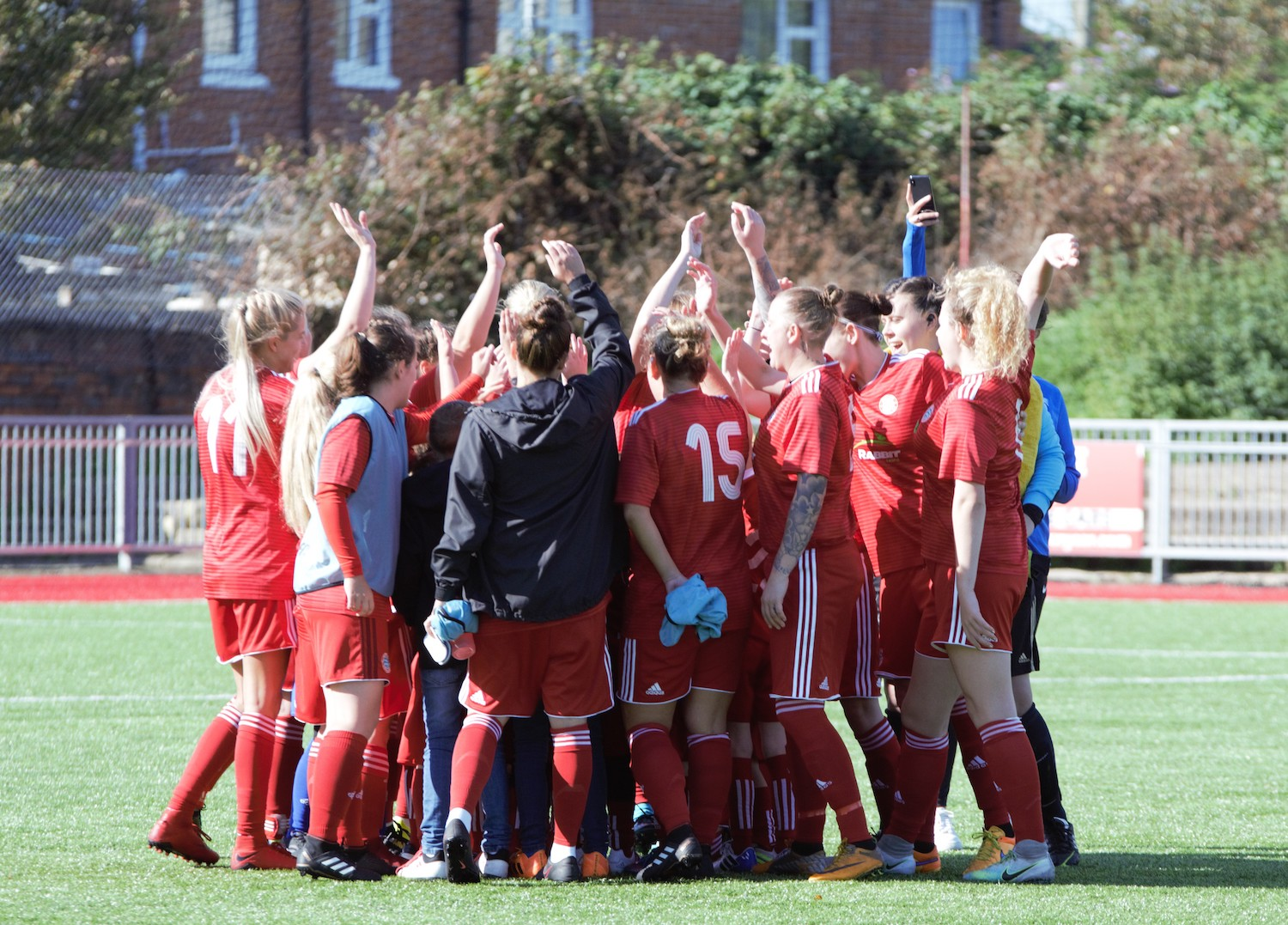 Read the full article - HIGHLIGHTS: Ladies 2-0 Eastbourne United [H] – League