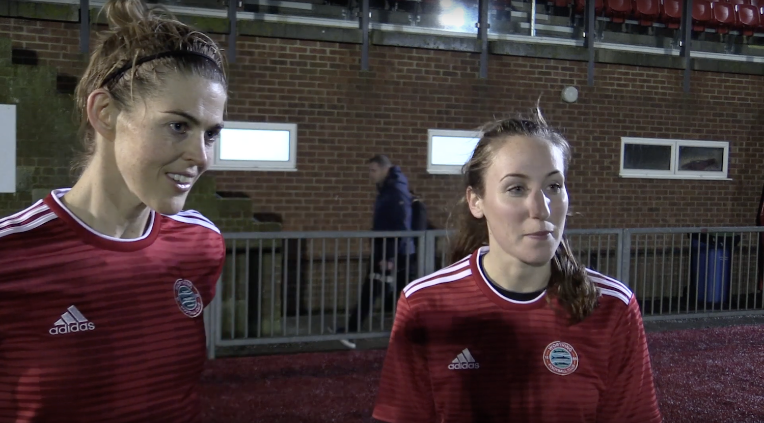 Read the full article - Post Match Interview: Eastbourne United Ladies [H] – League
