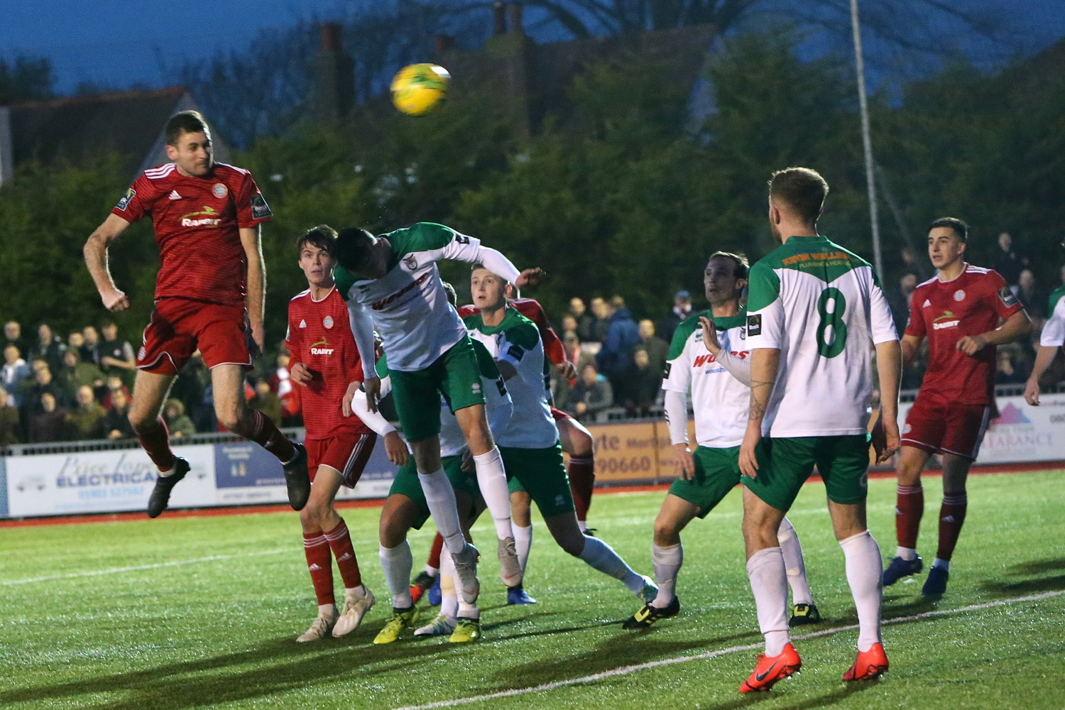 Read the full article - HIGHLIGHTS: Worthing 0-2 Bognor [H] – League