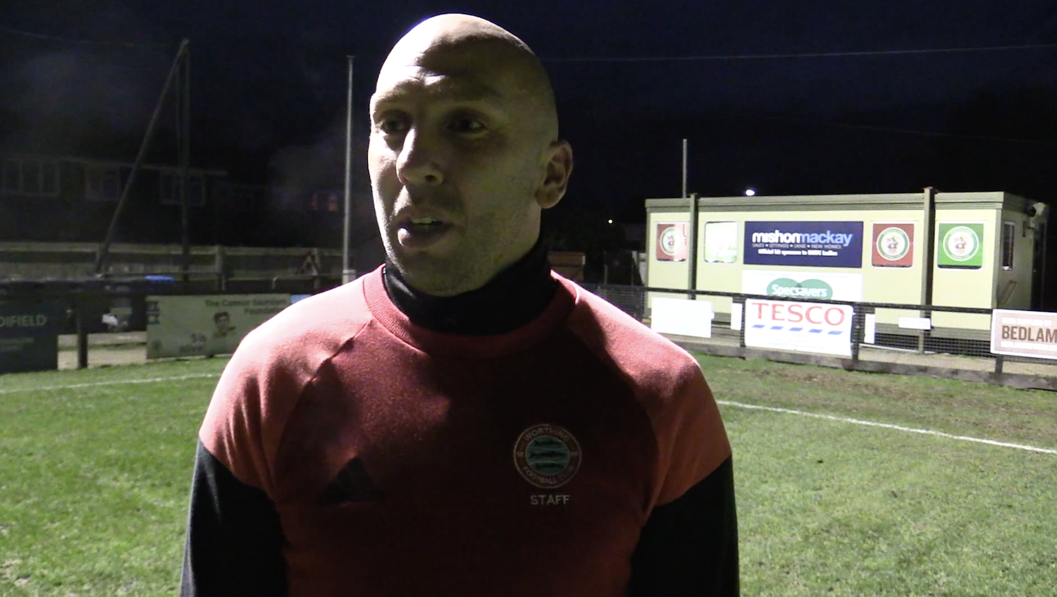 Read the full article - Post Match Interview: Burgess Hill [A] – League