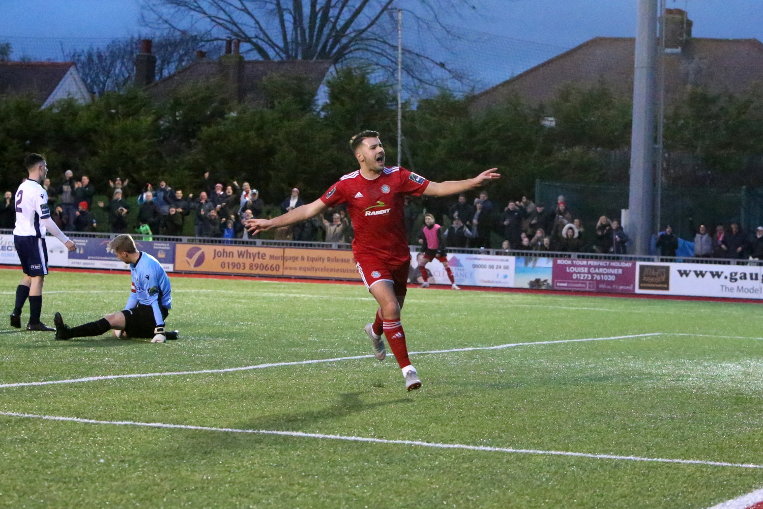 Read the full article - HIGHLIGHTS: Worthing 2-0 Corinthian Casuals [H] – League