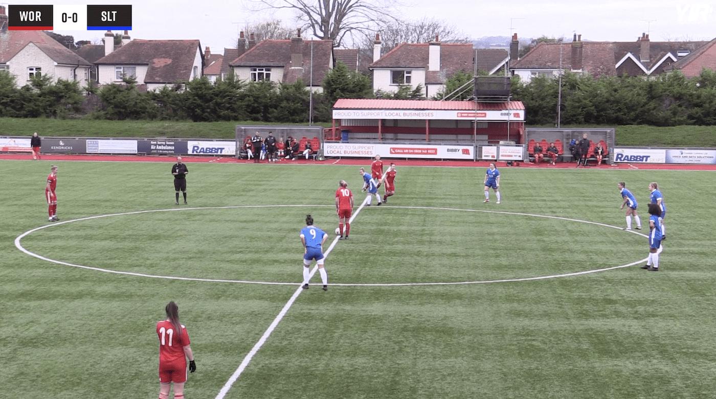 HIGHLIGHTS: Ladies 0-1 Saltdean United [H] – League
